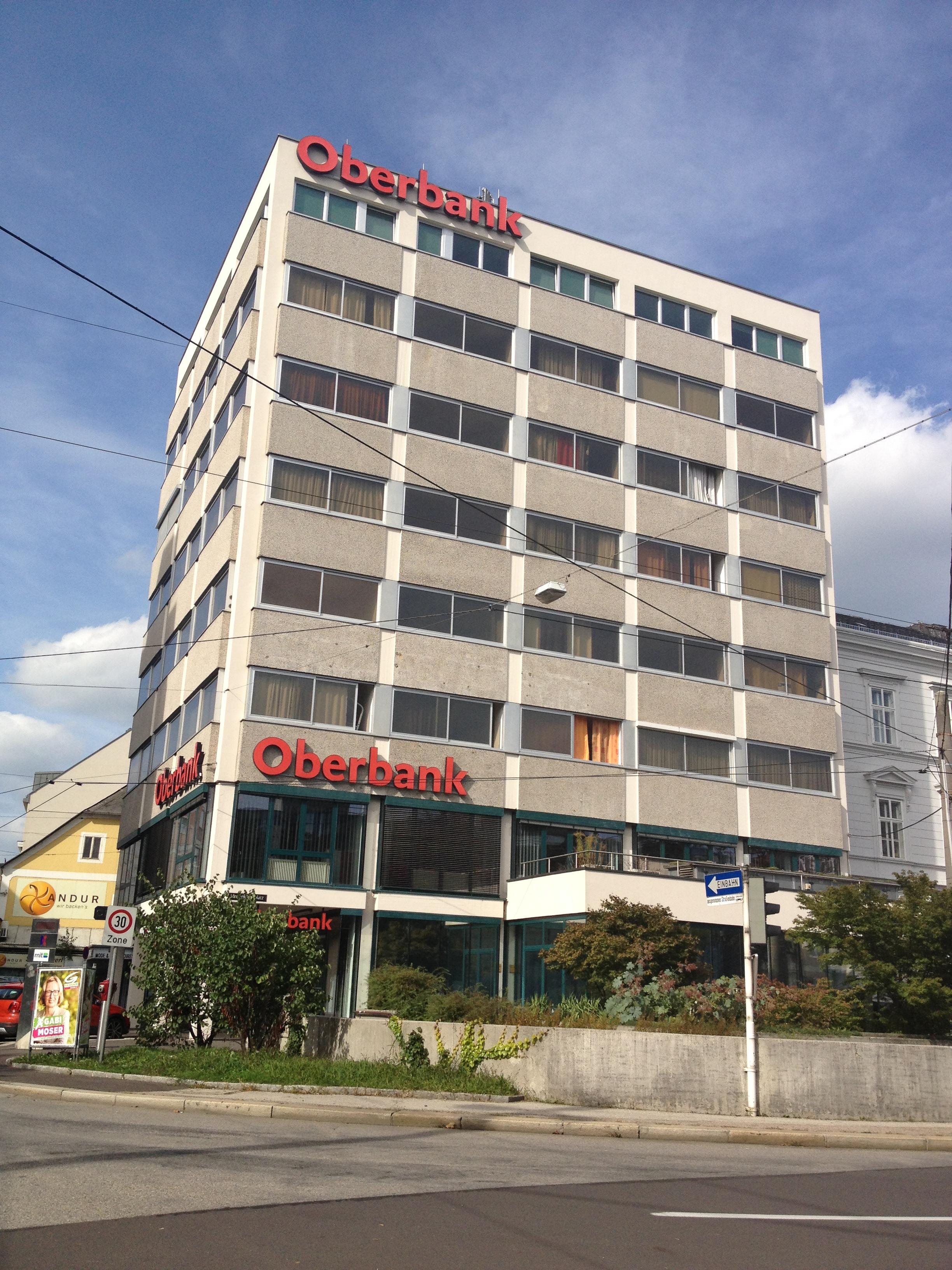 Oberbank AG Zws. Linz-Urfahr