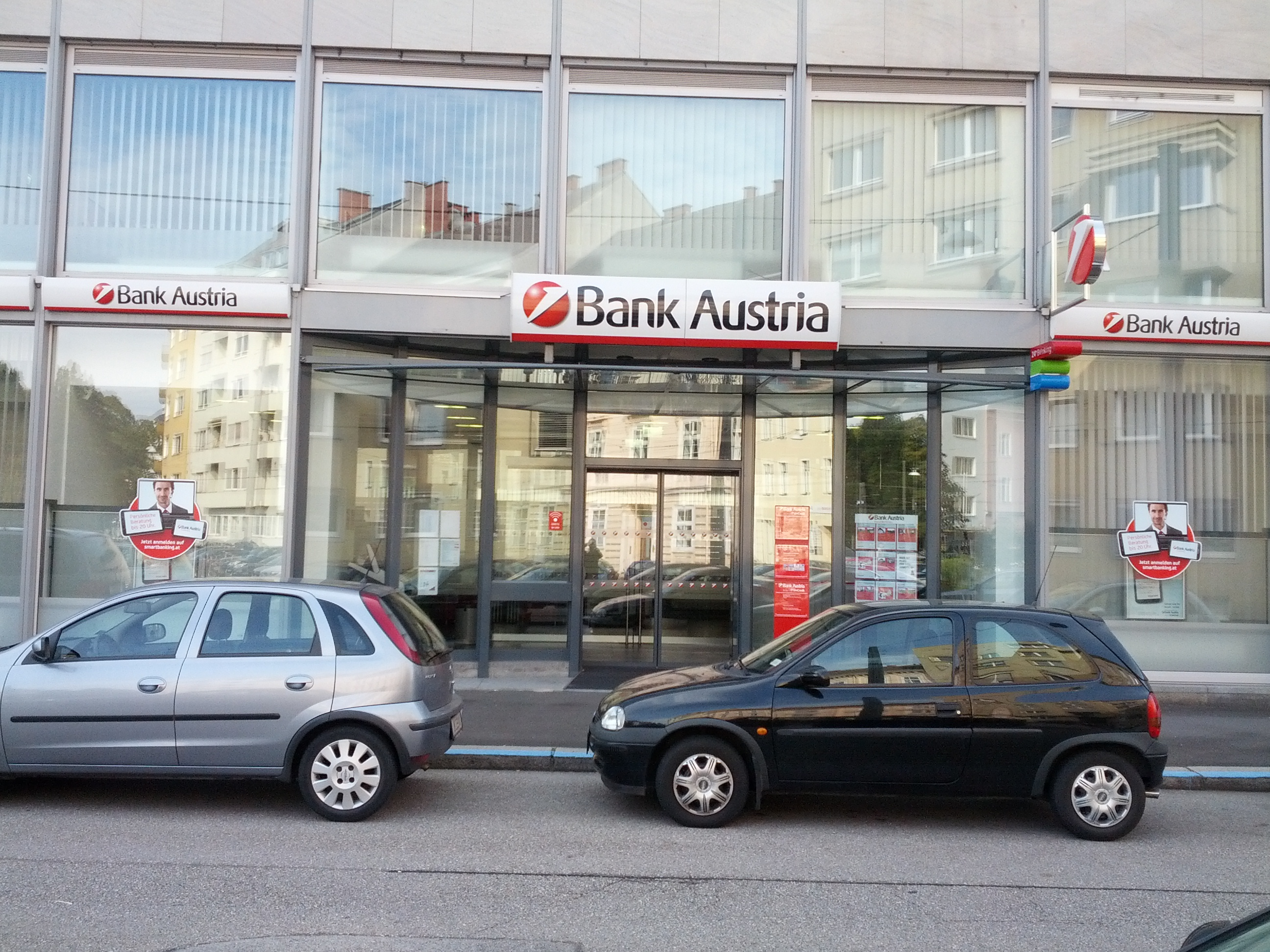 UniCredit Bank Austria AG Fil. Linz-Coulinstraße