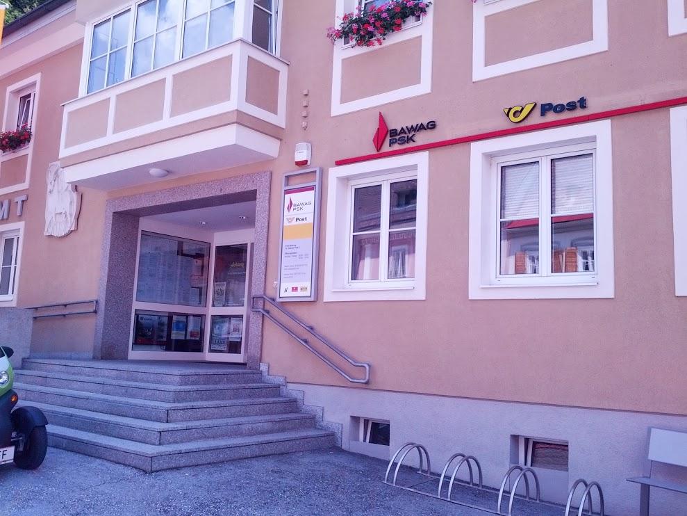 BAWAG P.S.K. Bank für Arbeit und Wirtschaft und Österreichische Postsparkasse AG Filiale Bleiburg (Postservice)