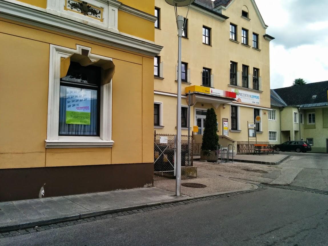 BAWAG P.S.K. Bank für Arbeit und Wirtschaft und Österreichische Postsparkasse AG Filiale Kirchdorf an der Krems (Postservice)