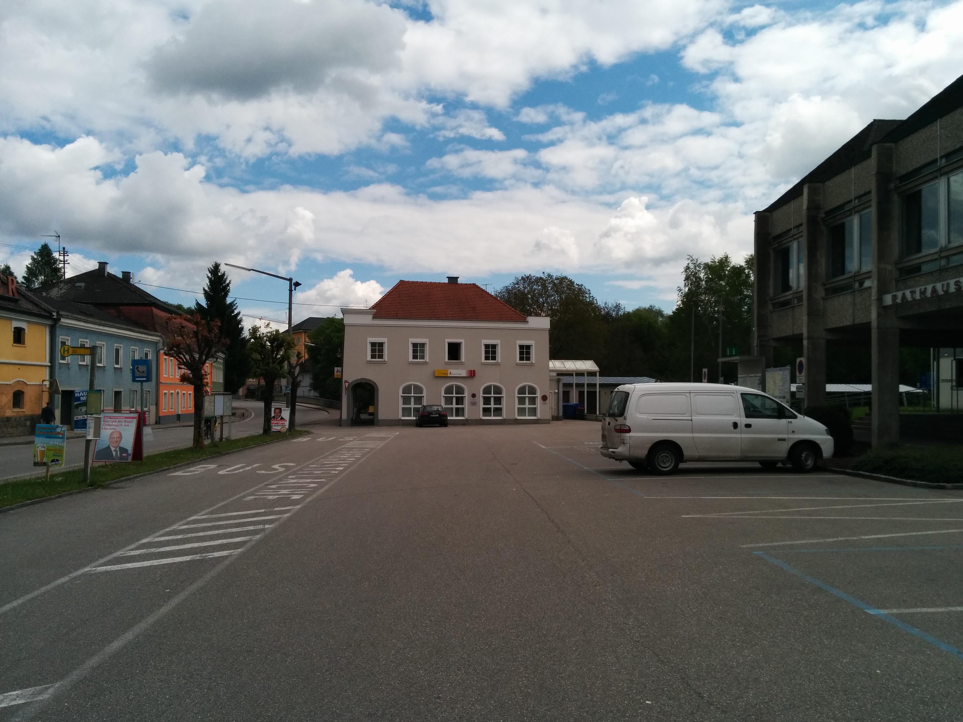 BAWAG P.S.K. Bank für Arbeit und Wirtschaft und Österreichische Postsparkasse AG Filiale Altheim, Oberösterreich (Postservice)