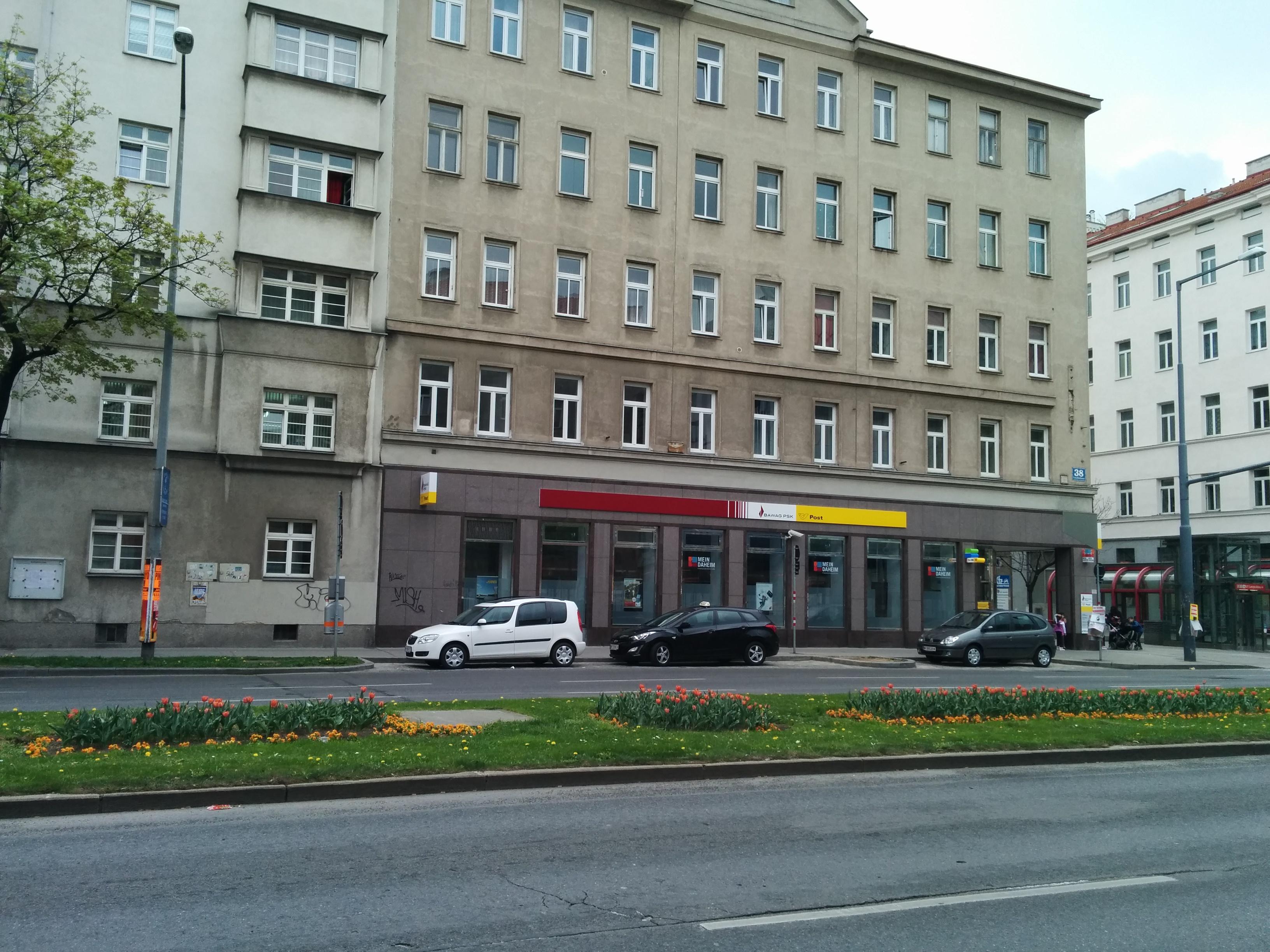BAWAG P.S.K. Bank für Arbeit und Wirtschaft und Österreichische Postsparkasse Aktiengesellschaft  Zws. Lassallestraße