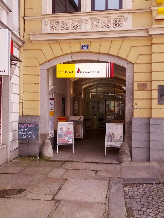 BAWAG P.S.K. Bank für Arbeit und Wirtschaft und Österreichische Postsparkasse AG Filiale Rohrbach in Oberösterreich (Postservice)