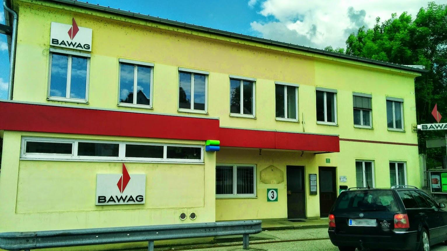 BAWAG P. S. K. Bank für Arbeit und Wirtschaft und Österreichische Postsparkasse AG Zst. Steyrermühl