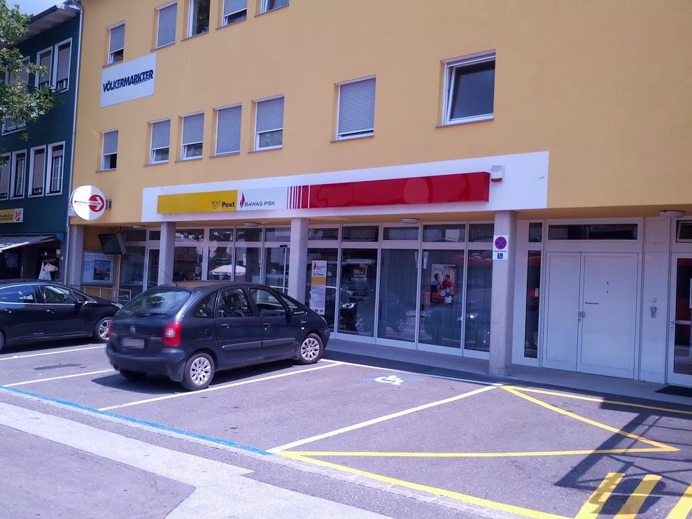 BAWAG P.S.K. Bank für Arbeit und Wirtschaft und Österreichische Postsparkasse AG Filiale Völkermarkt (Postservice)