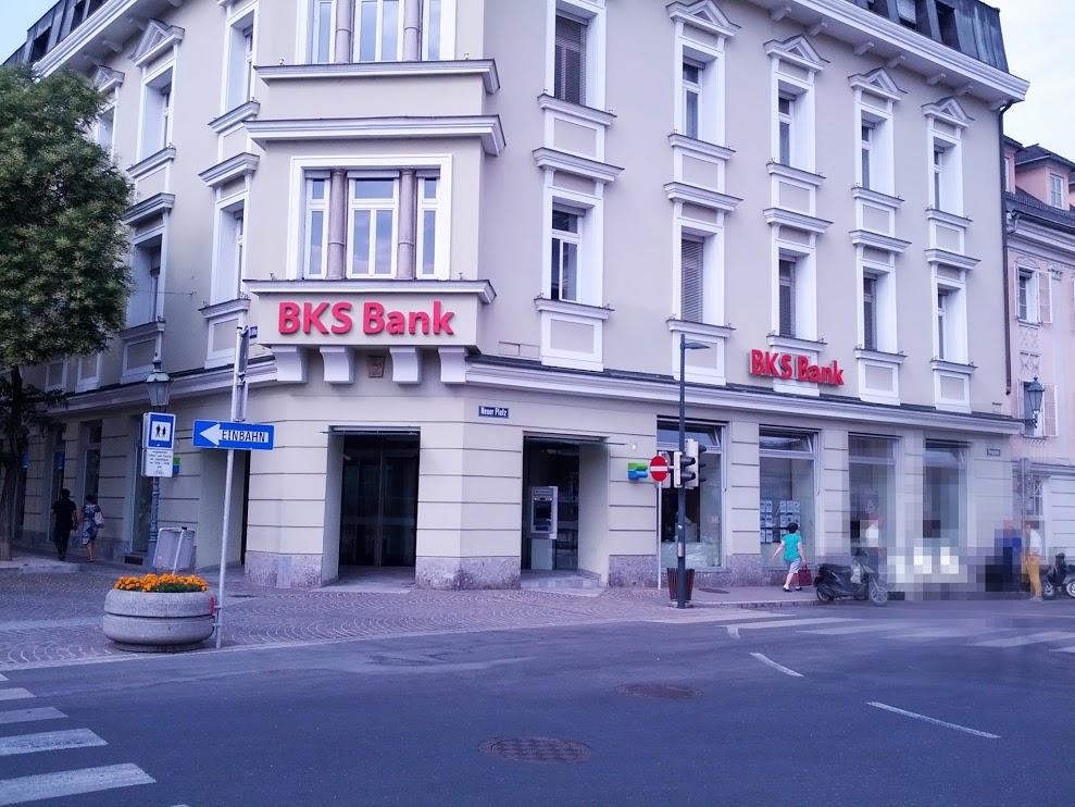 BKS Bank AG Direktion Klagenfurt-Neuer Platz