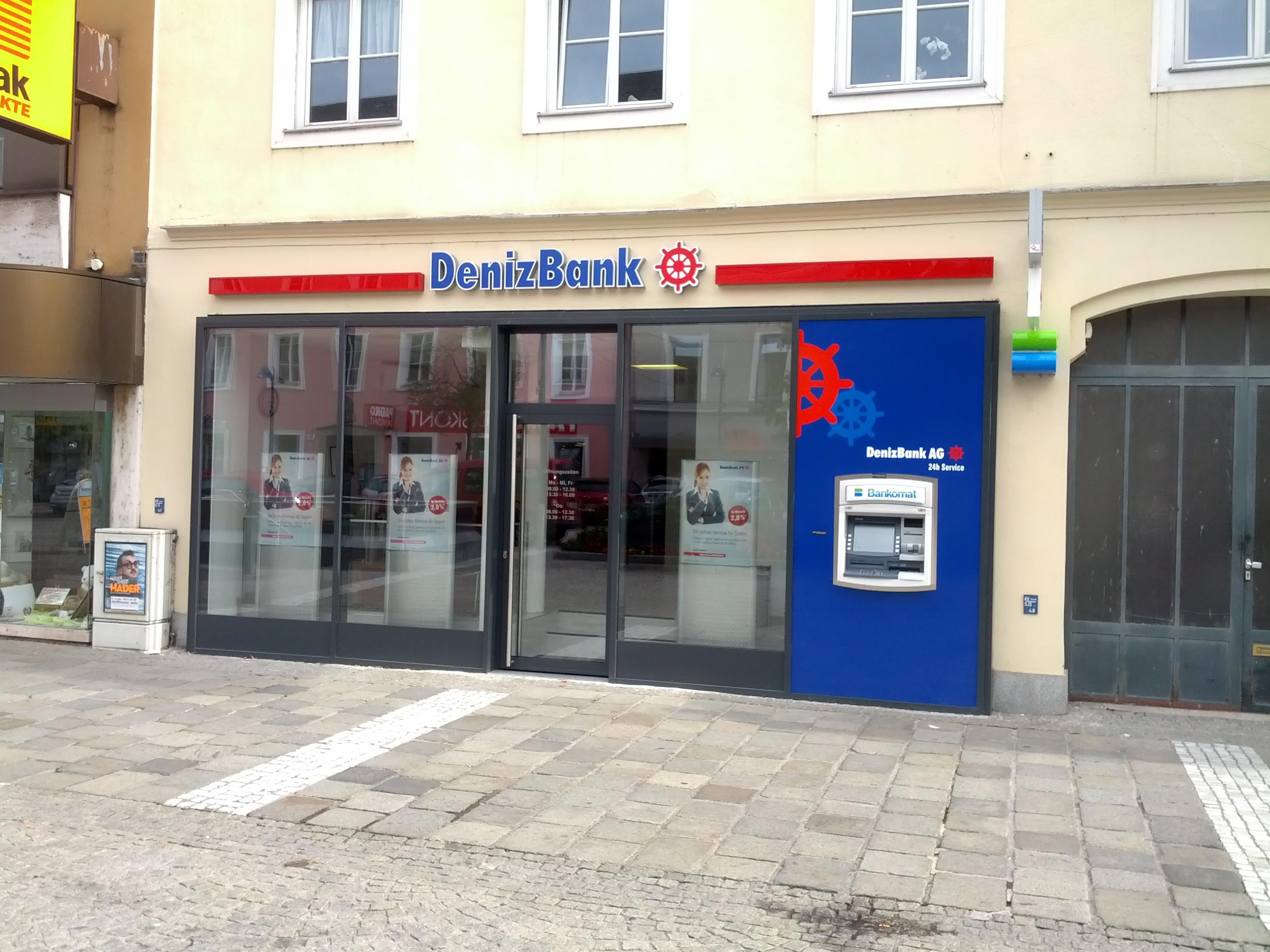 DenizBank AG Fil. Wels