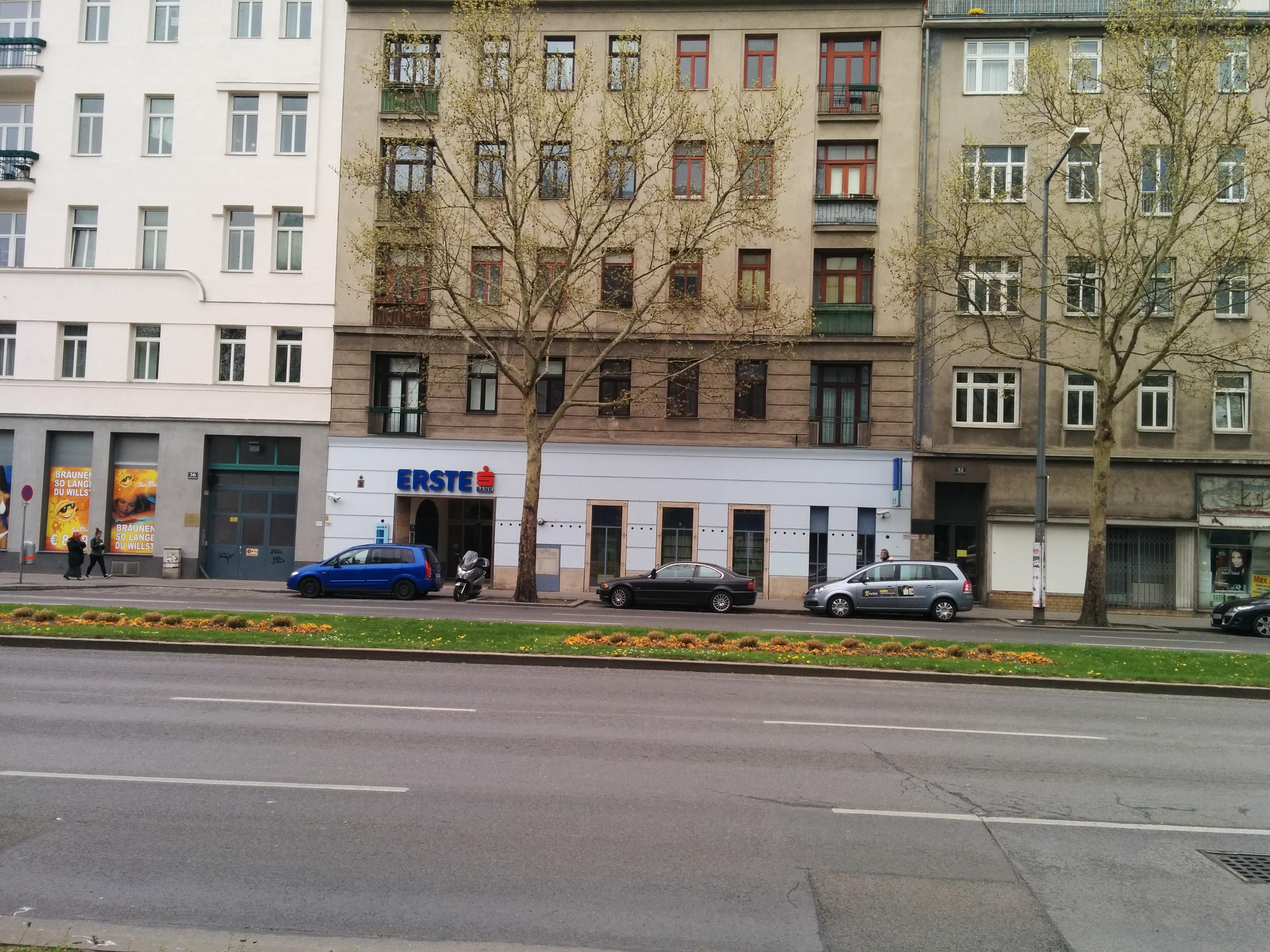 Erste Bank der oesterreichischen Sparkassen AG Zws. Lasallestraße