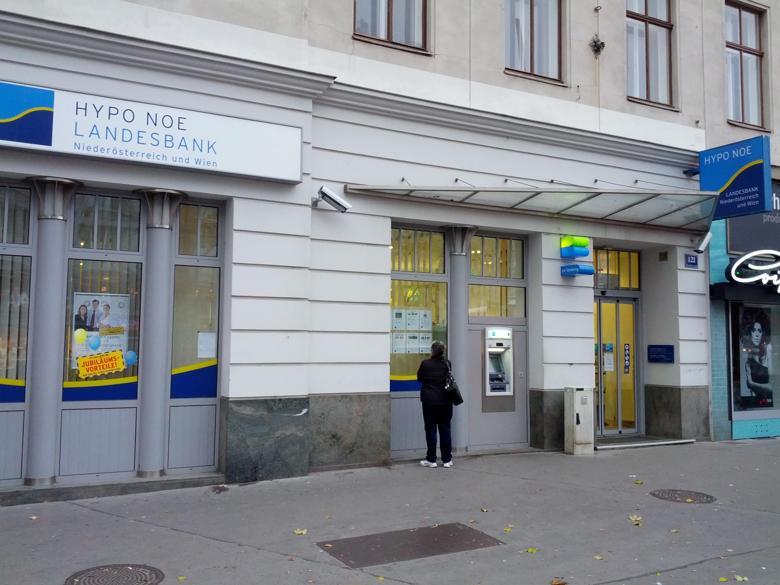 Niederösterreichische Landesbank-Hypothekenbank AG Gest. Mariahilf