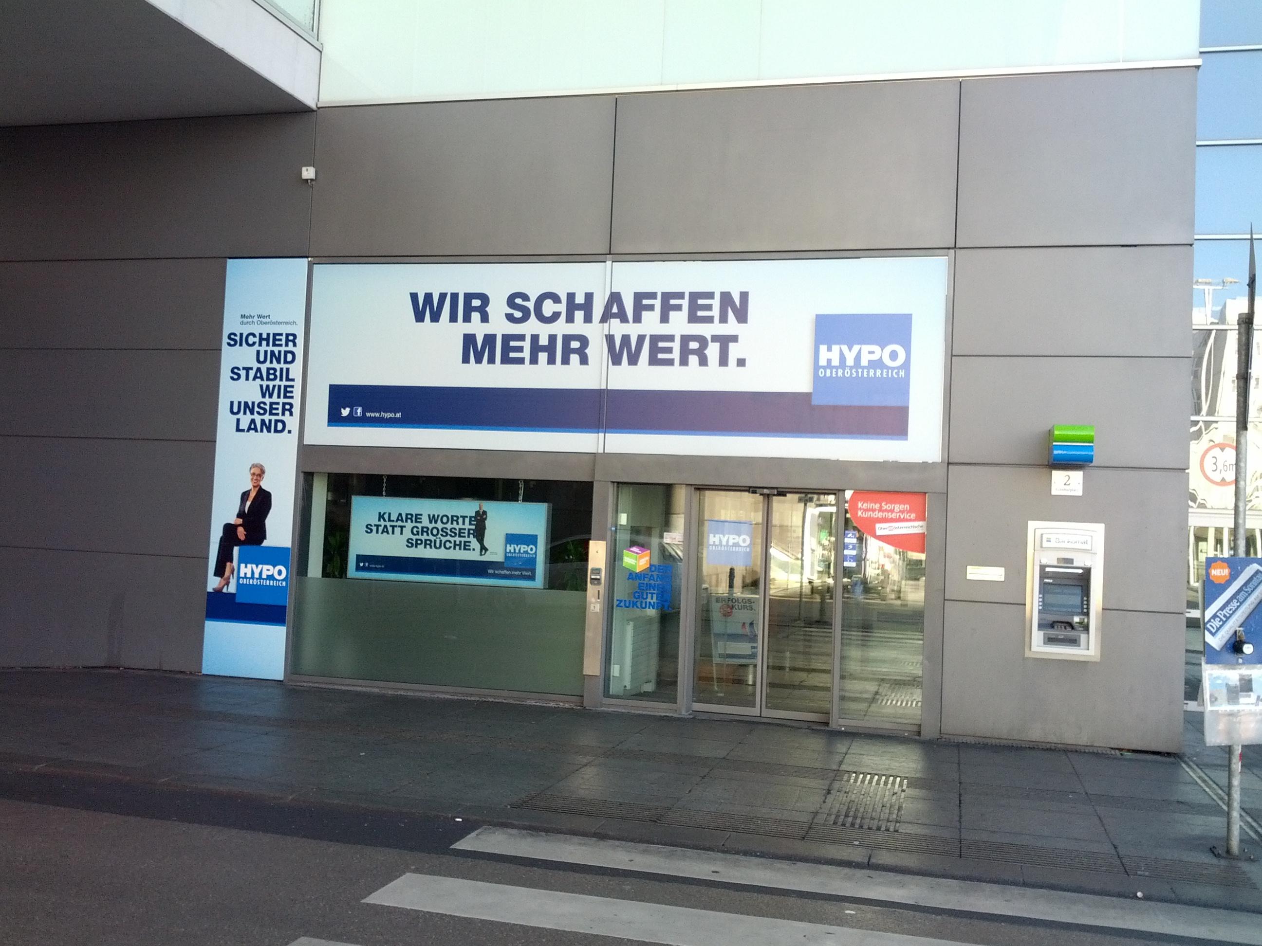 Oberösterreichische Landesbank AG Fil. Bahnhof/LDZ