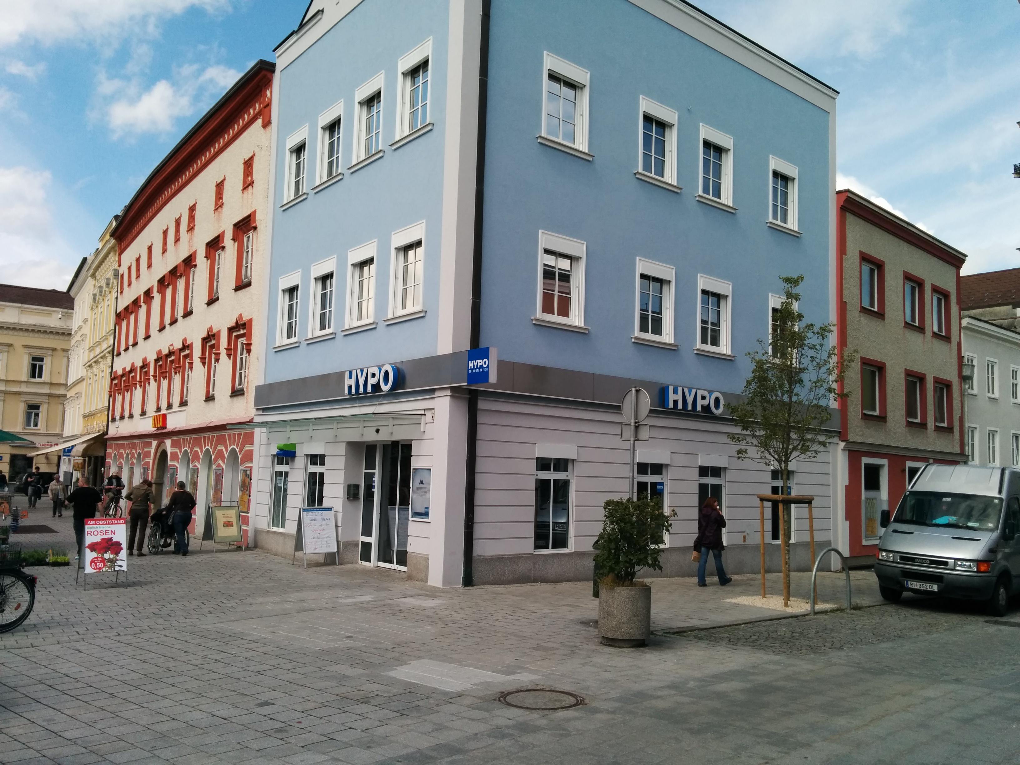 Oberösterreichische Landesbank AG Fil. Ried im Innkreis