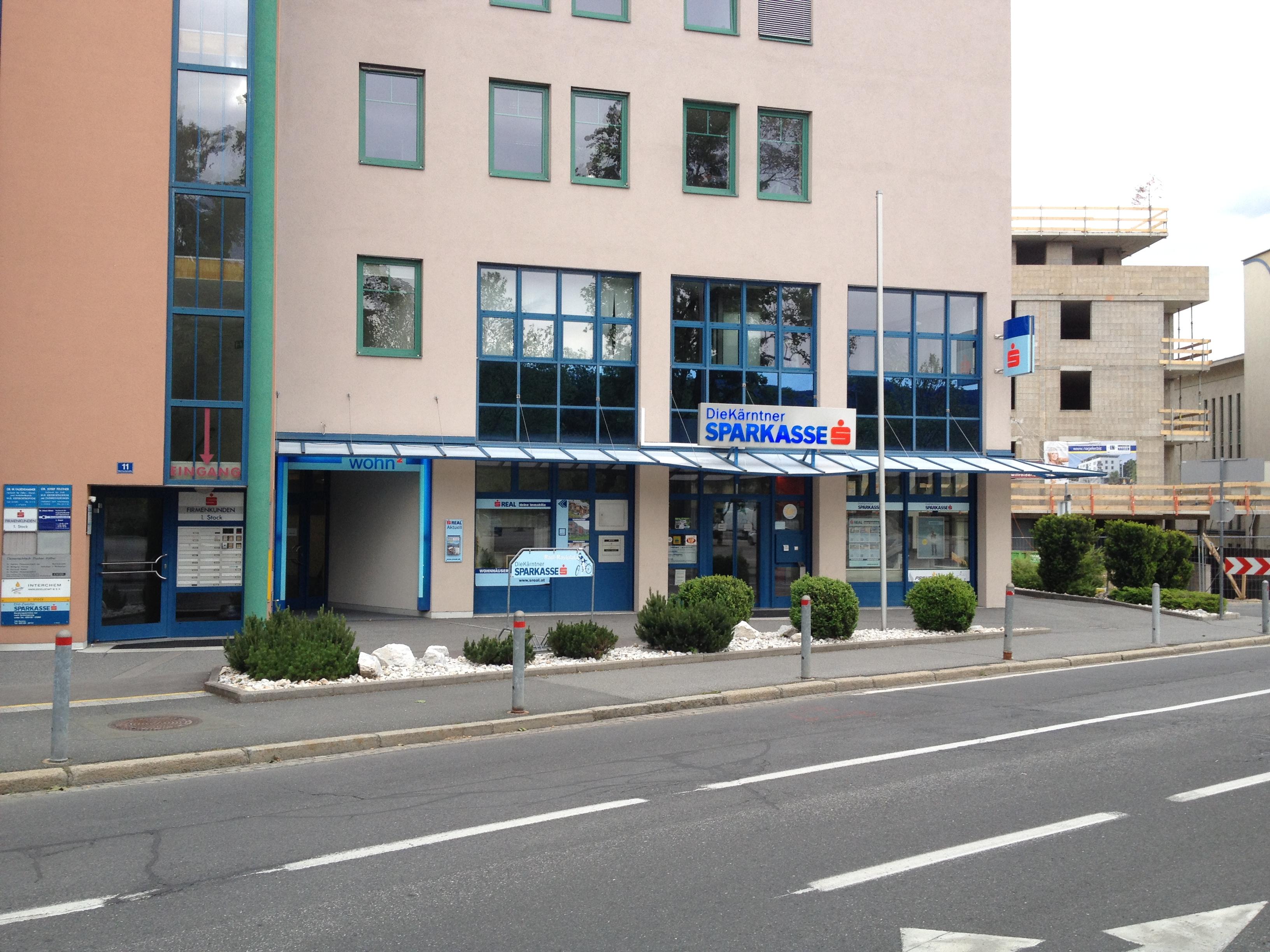 Kärntner Sparkasse AG Zws. Villach-Moritschstraße