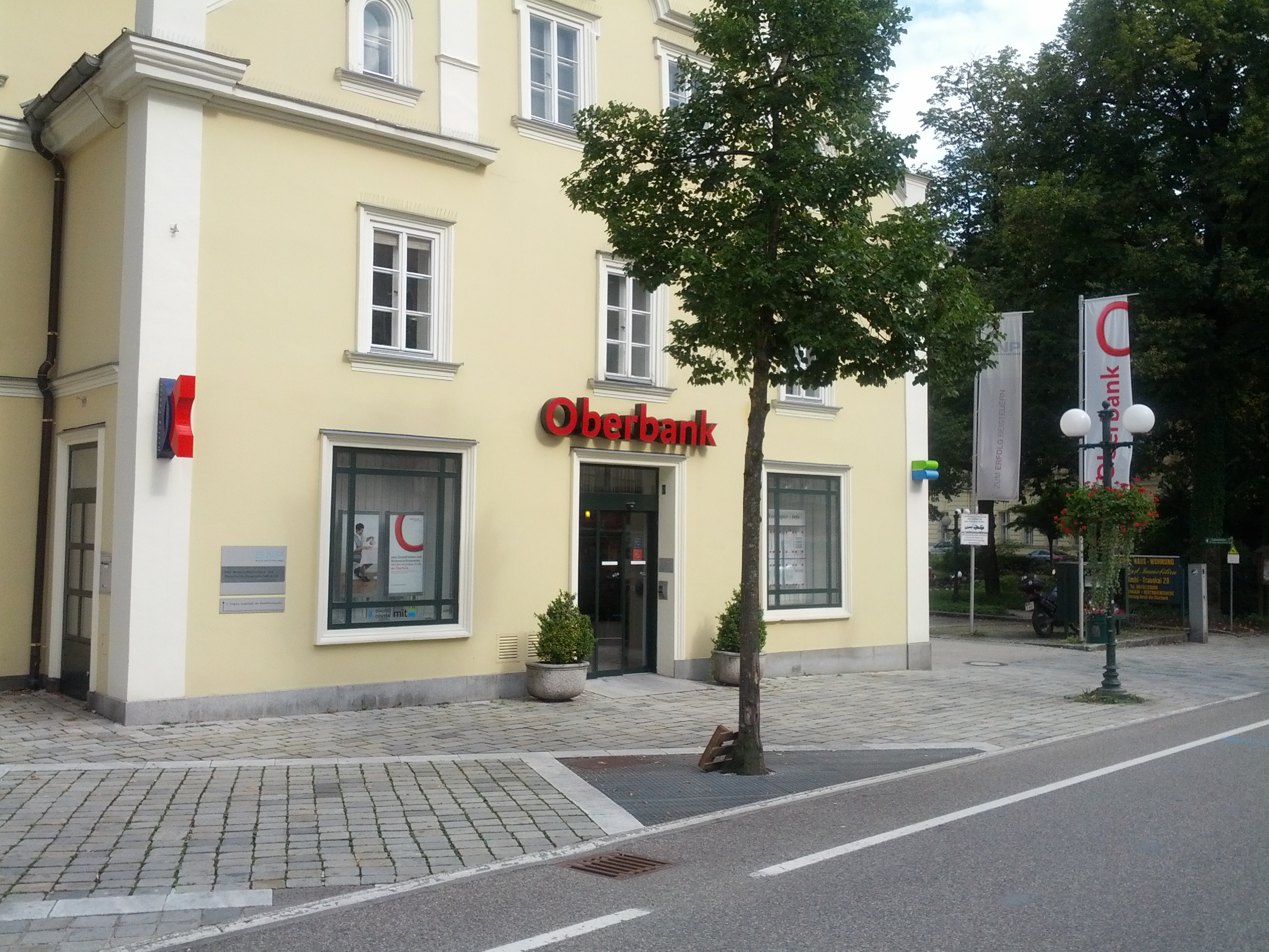 Oberbank AG  Zws. Bad Ischl