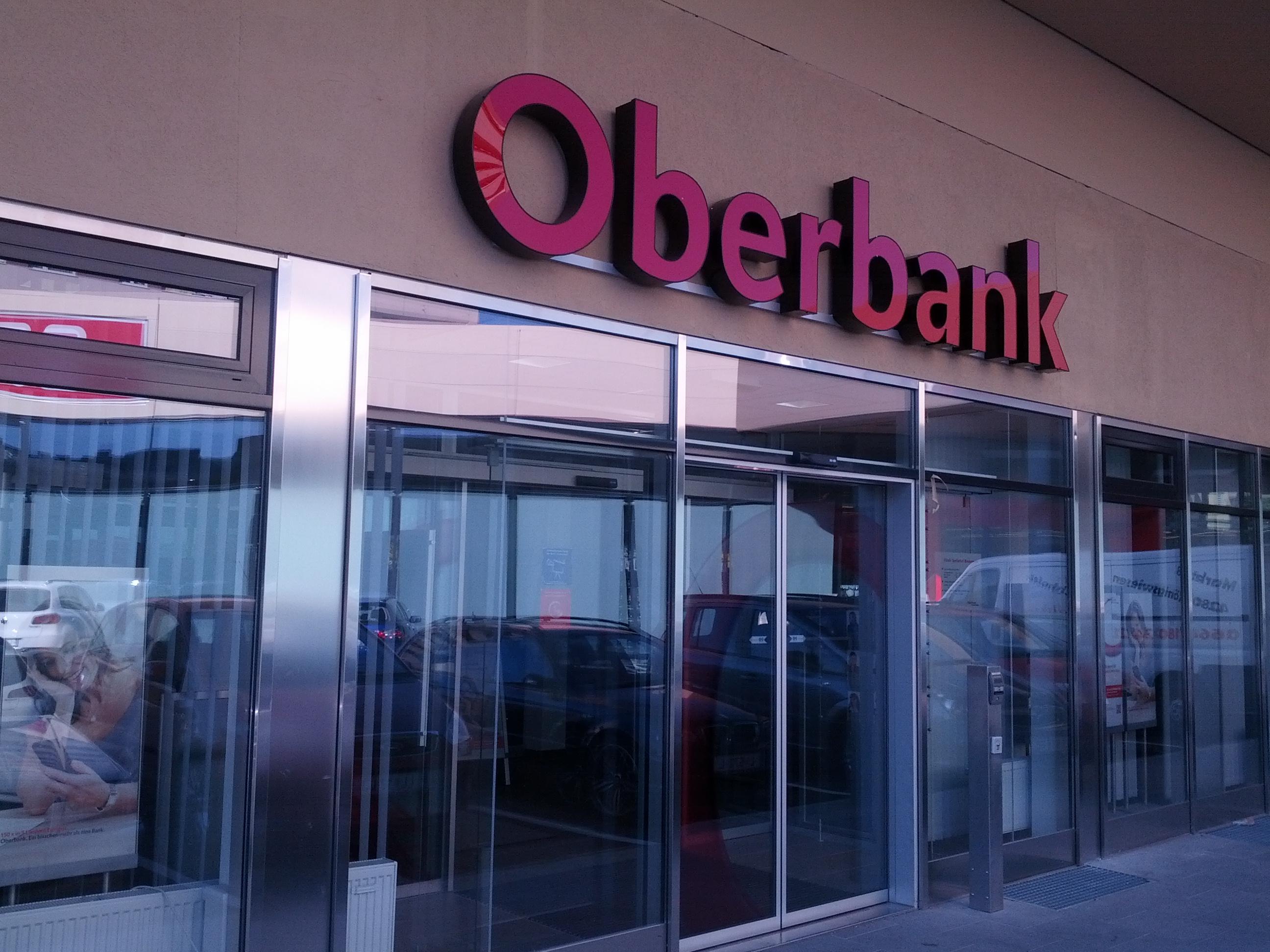 Oberbank AG  Zws. Linz-Spallerhof-Bindermichl