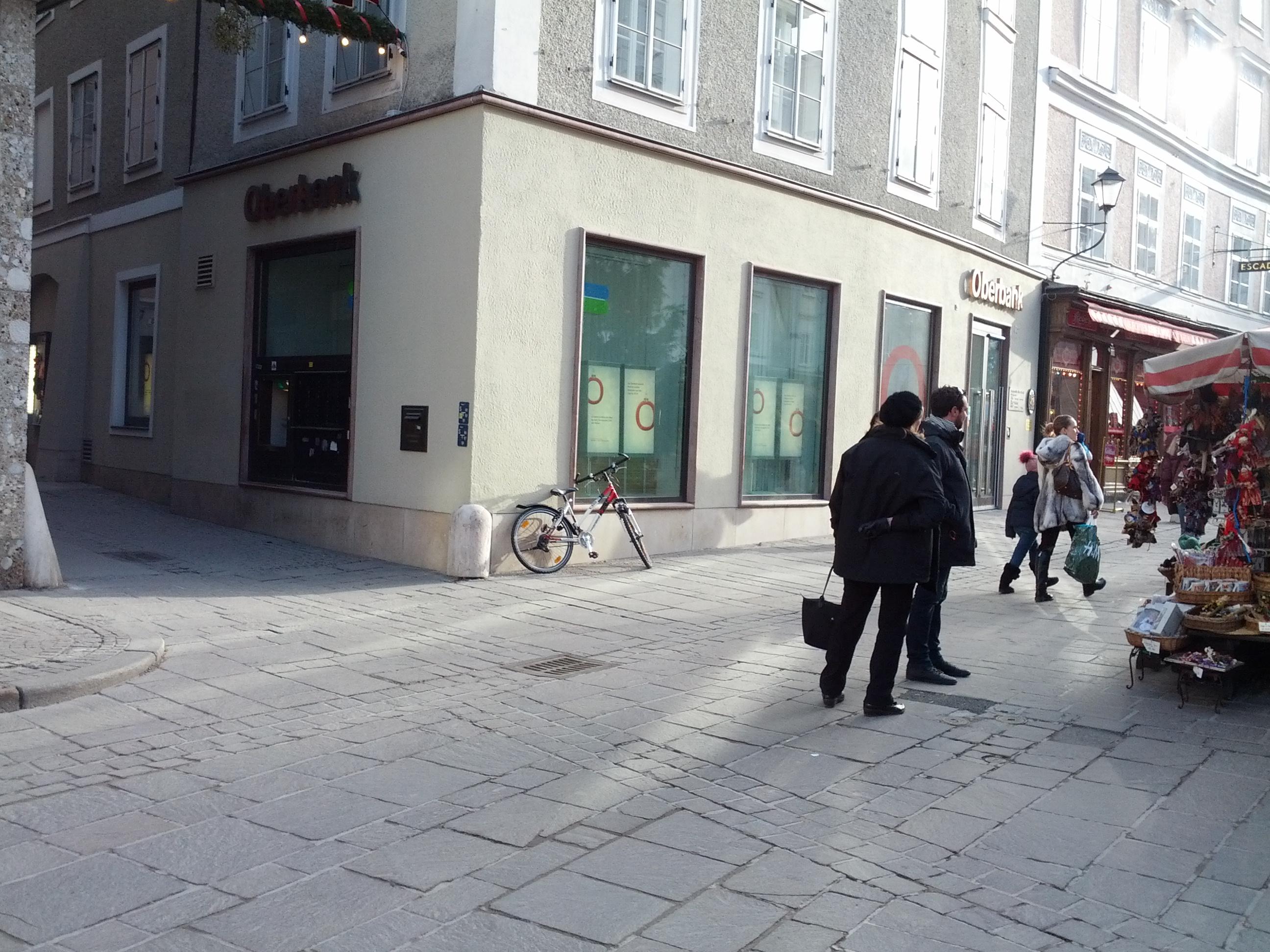 Oberbank AG Zws. Salzburg-Alter Markt