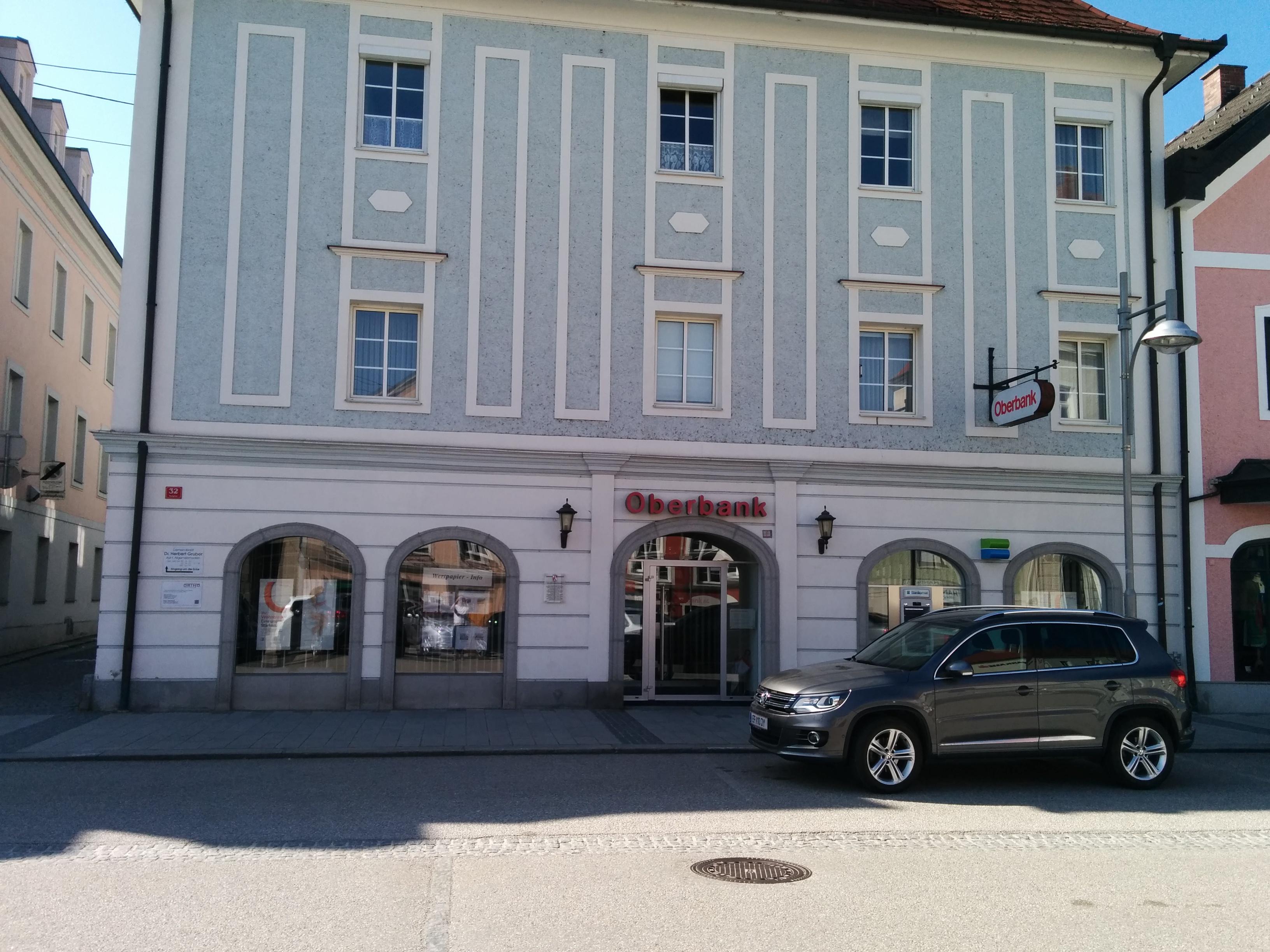 Oberbank AG Zws. Eferding