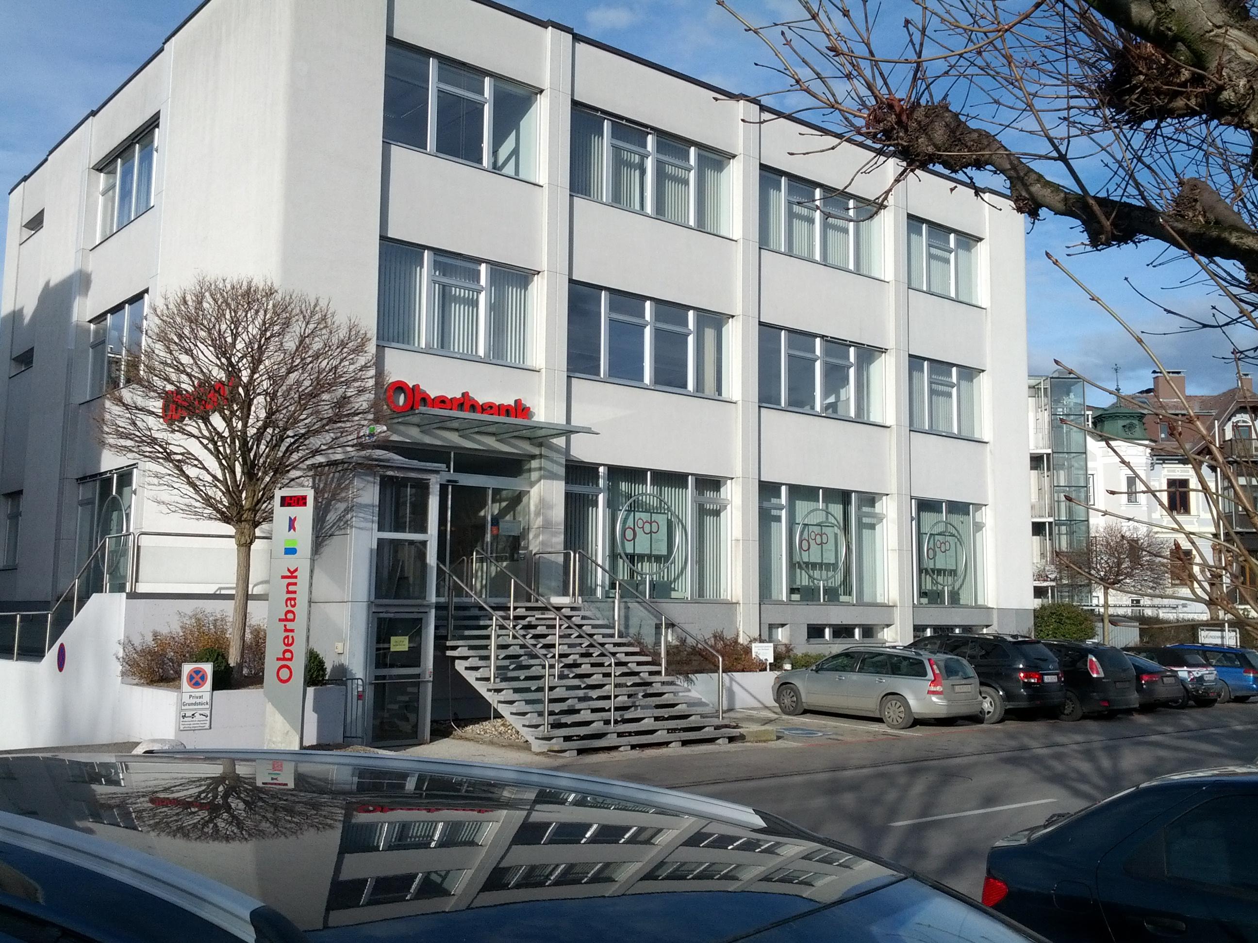 Oberbank AG, Zweigniederlassung Salzkammergut