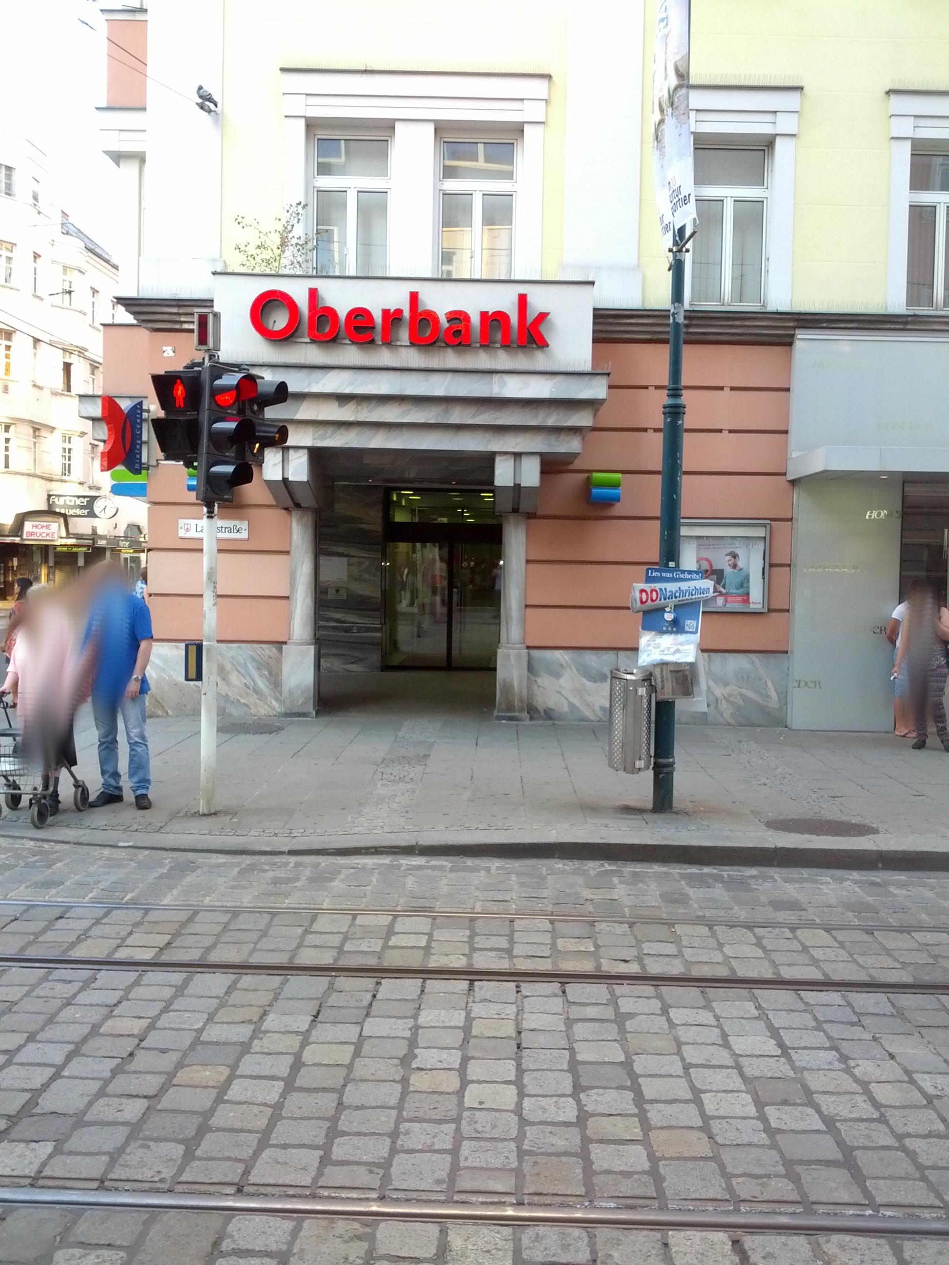Oberbank AG, Zweigniederlassung Linz-Landstraße