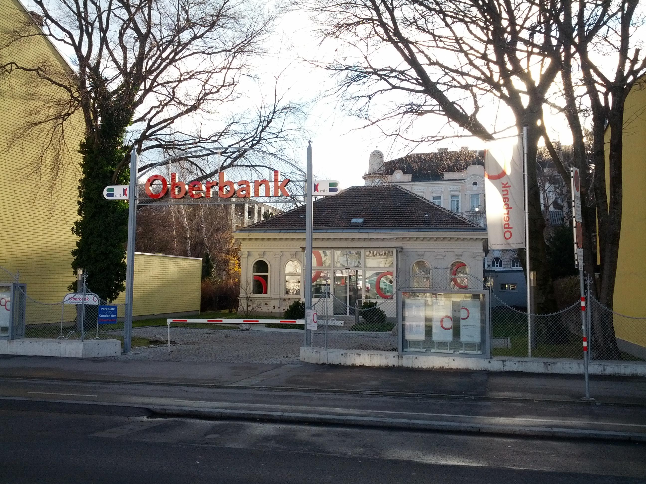 Oberbank AG Zws.Wien-Liesing