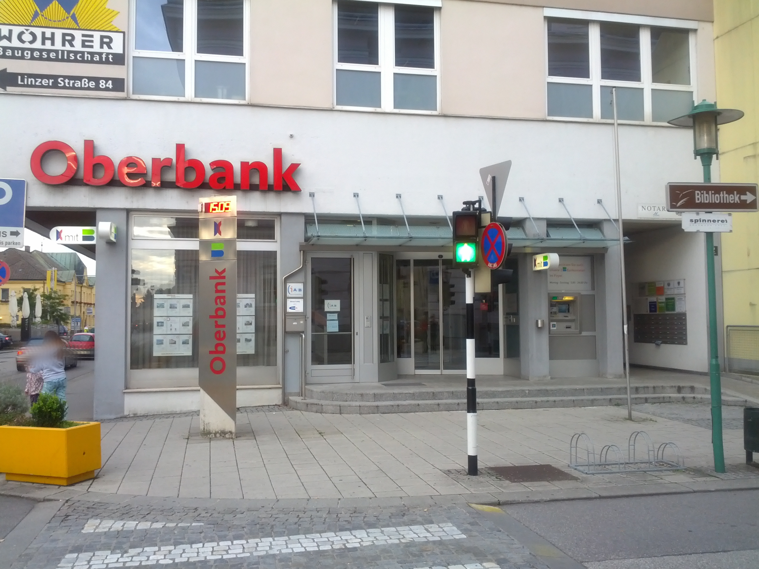 Oberbank AG Zws. Traun