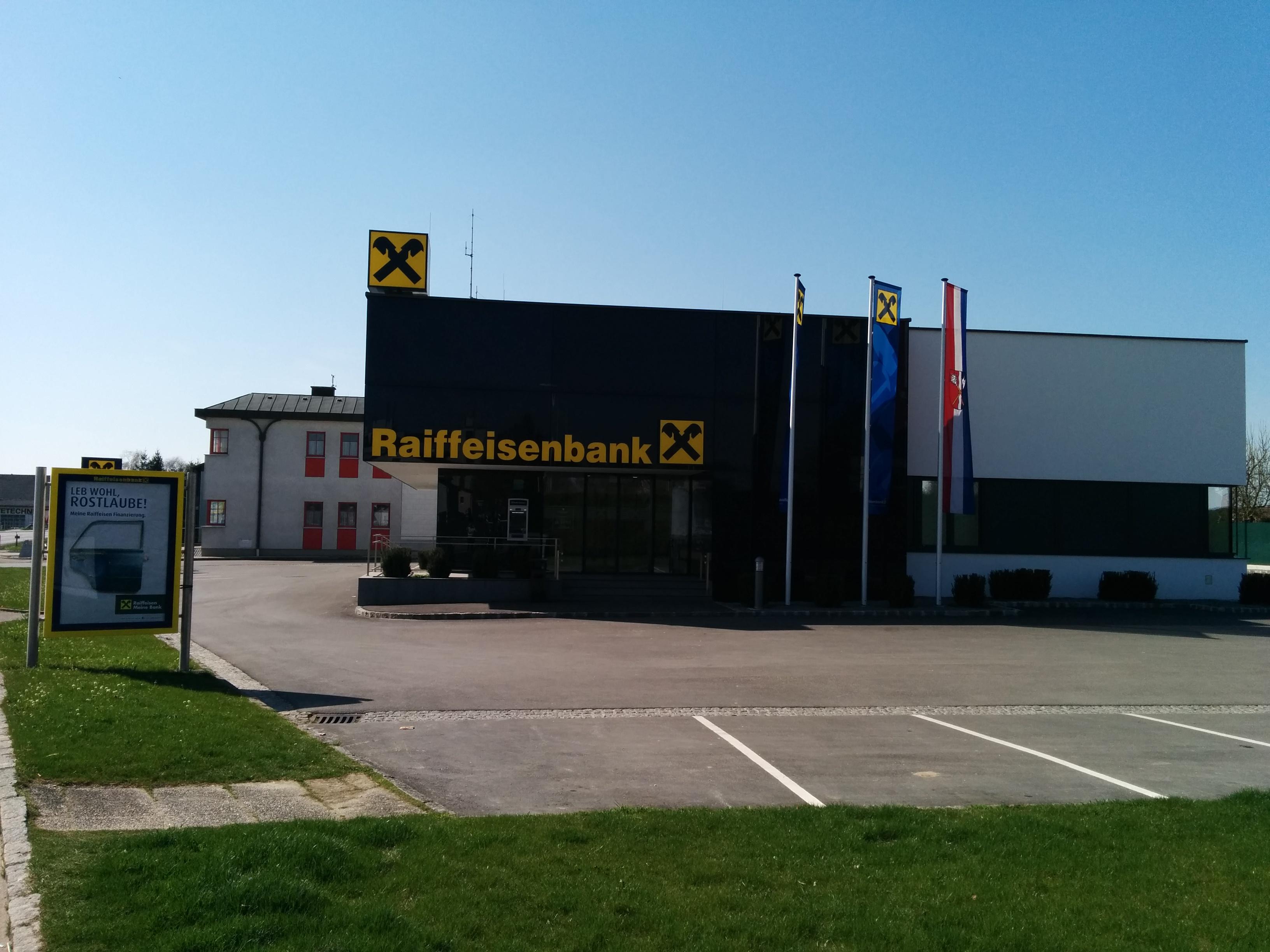 Raiffeisenbank Region Eferding reg. Gen. m. b. H. Zws. Alkoven
