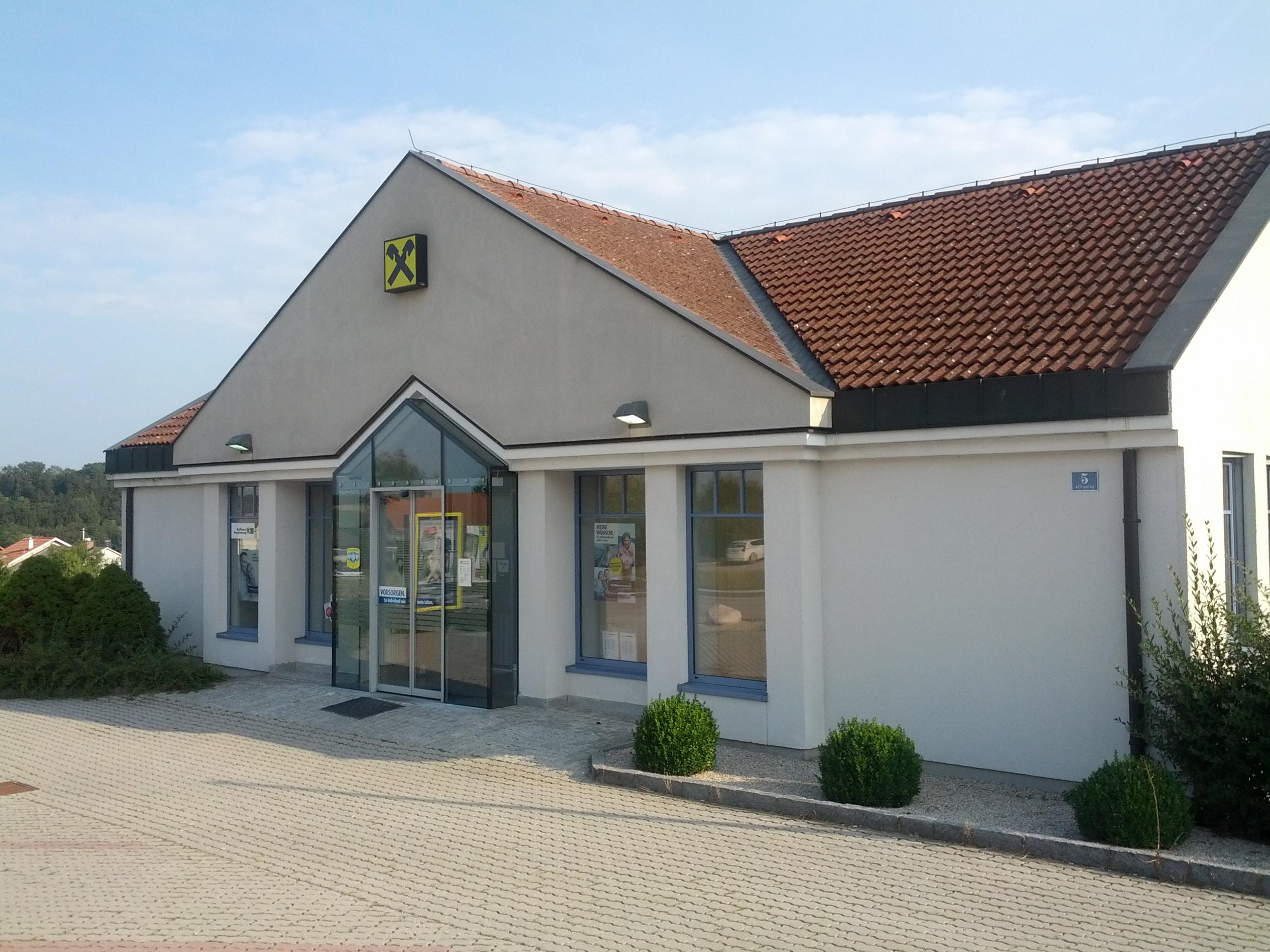 Raiffeisenbank Weißkirchen a. d. Traun reg. Gen. m. b. H. Zws. Allhaming