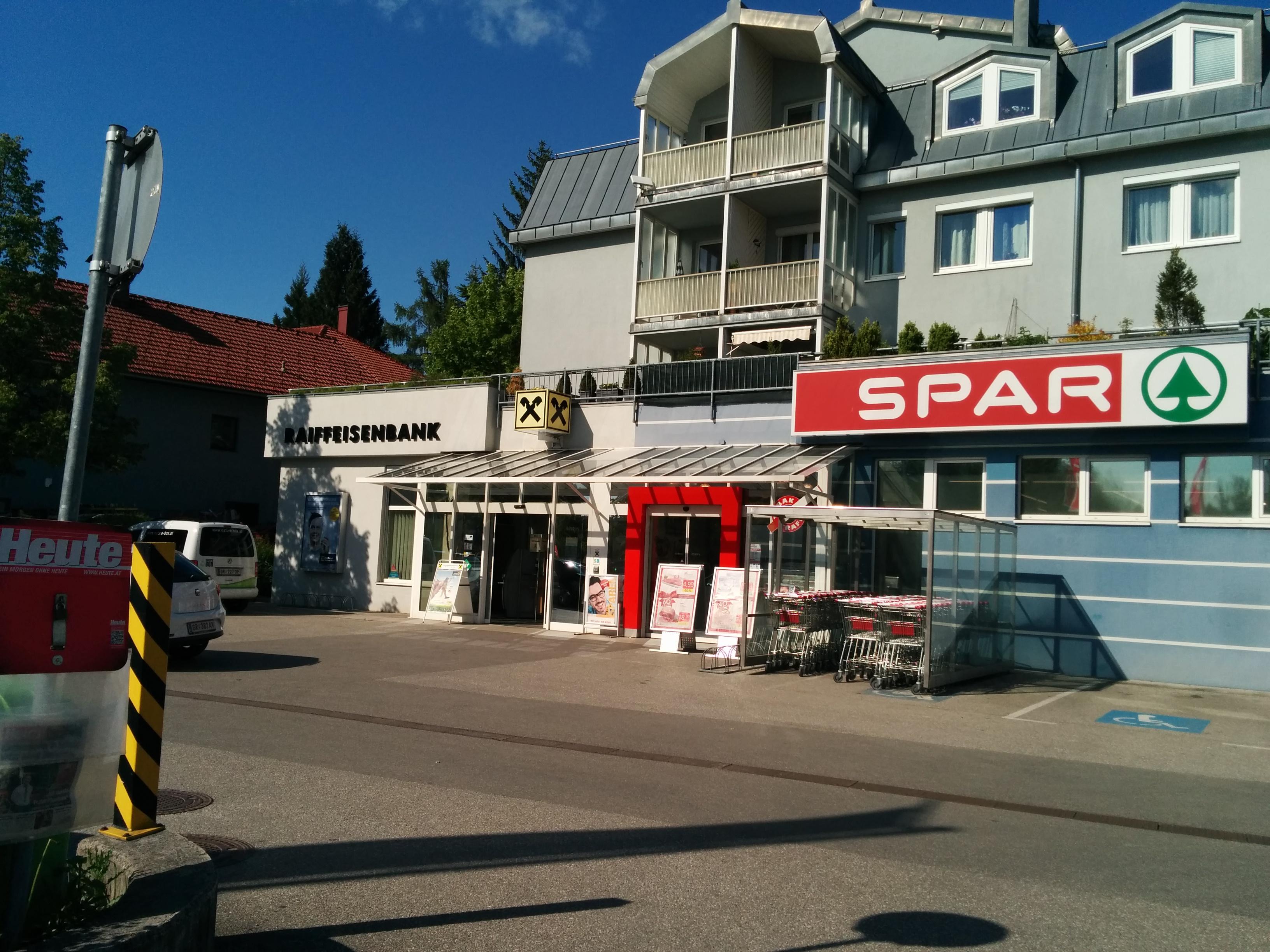 Raiffeisenbank Region Grieskirchen reg. Gen. m. b. H. Bst. Bad Schallerbach