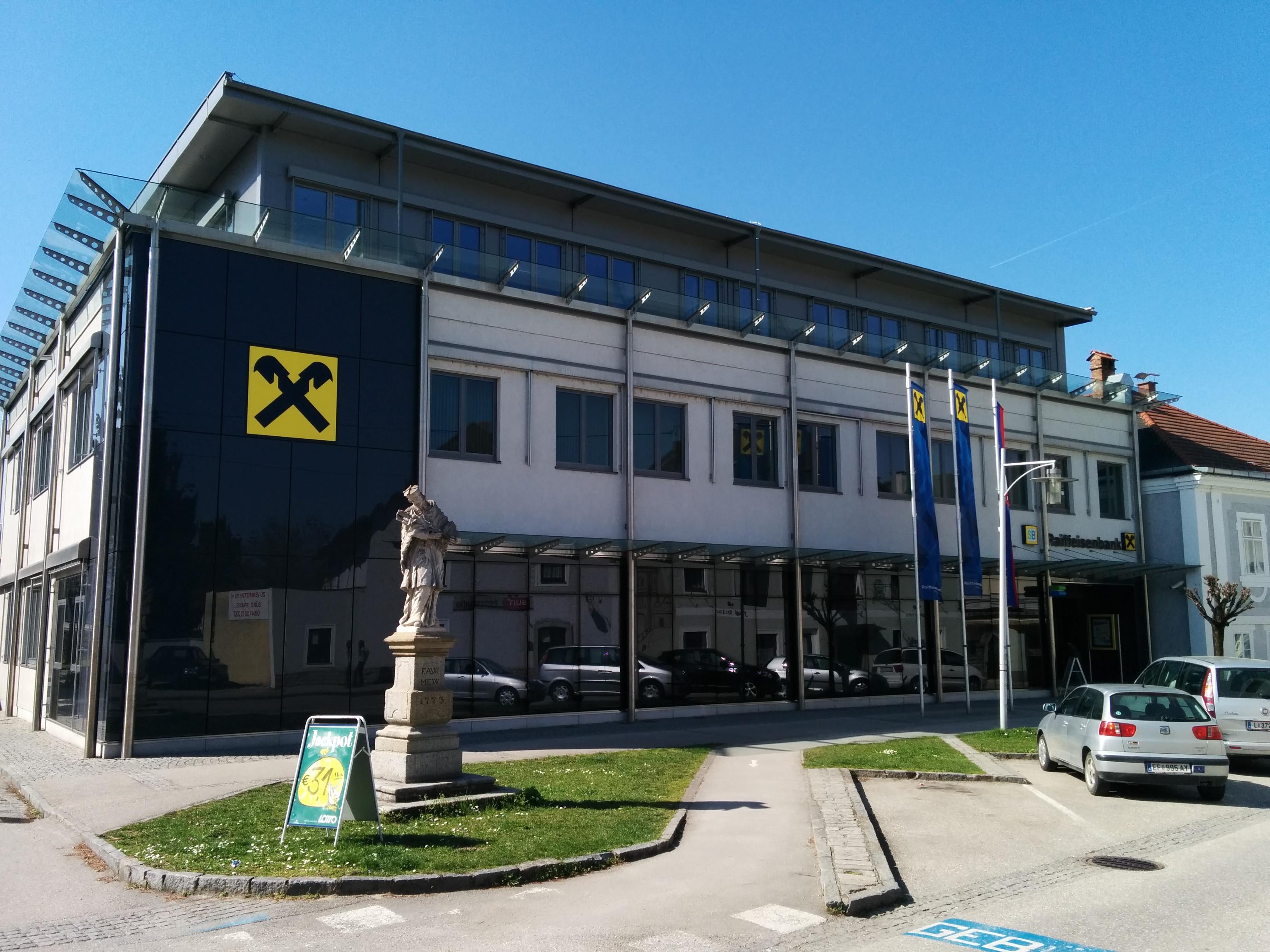 Raiffeisenbank Region Eferding reg. Gen. m. b. H.
