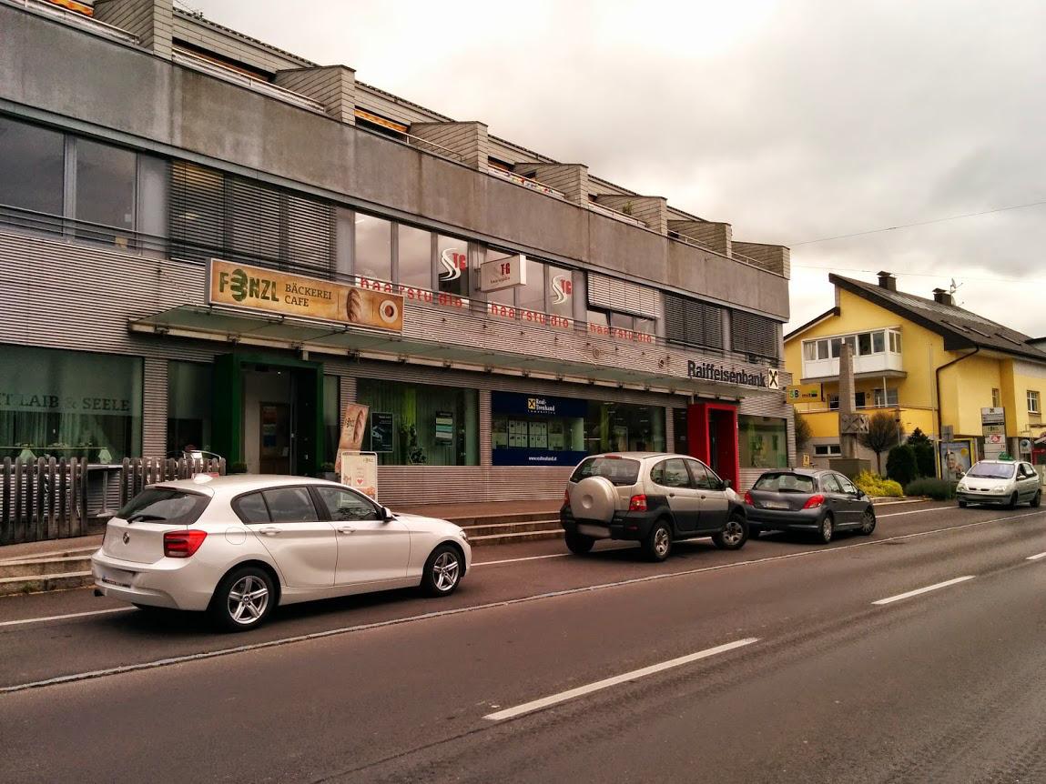 Raiffeisenbank Region Gallneukirchen reg. Gen. m. b. H. Zws. Linz-Katzbach