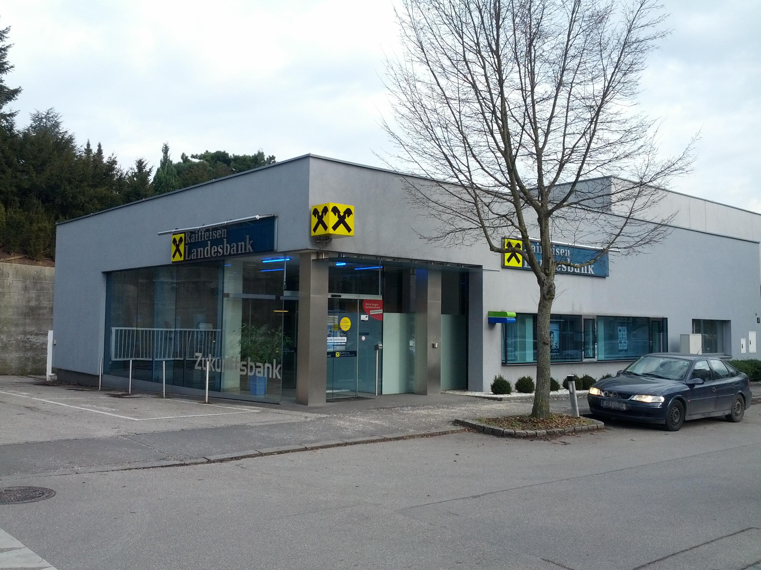 Raiffeisenlandesbank Oberösterreich AG Zws. Froschberg