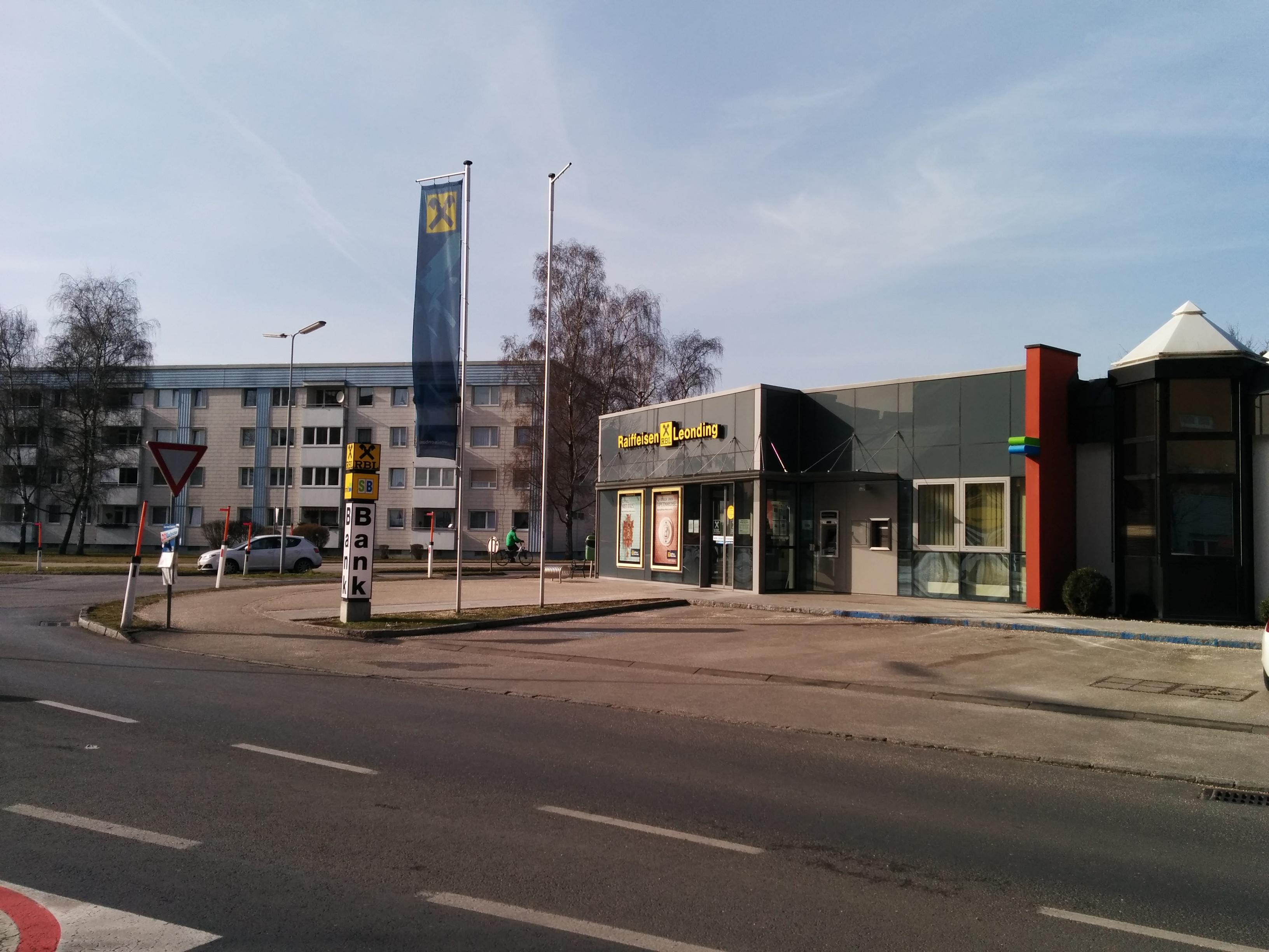Raiffeisenbank Leonding reg. Gen. m. b. H. Zws. Harter Plateau