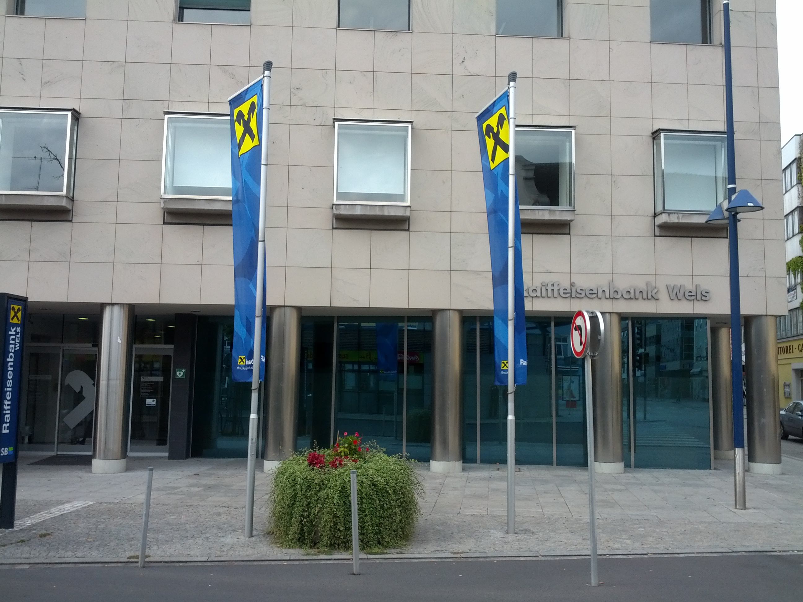 Raiffeisenbank Wels reg. Gen. m. b. H.