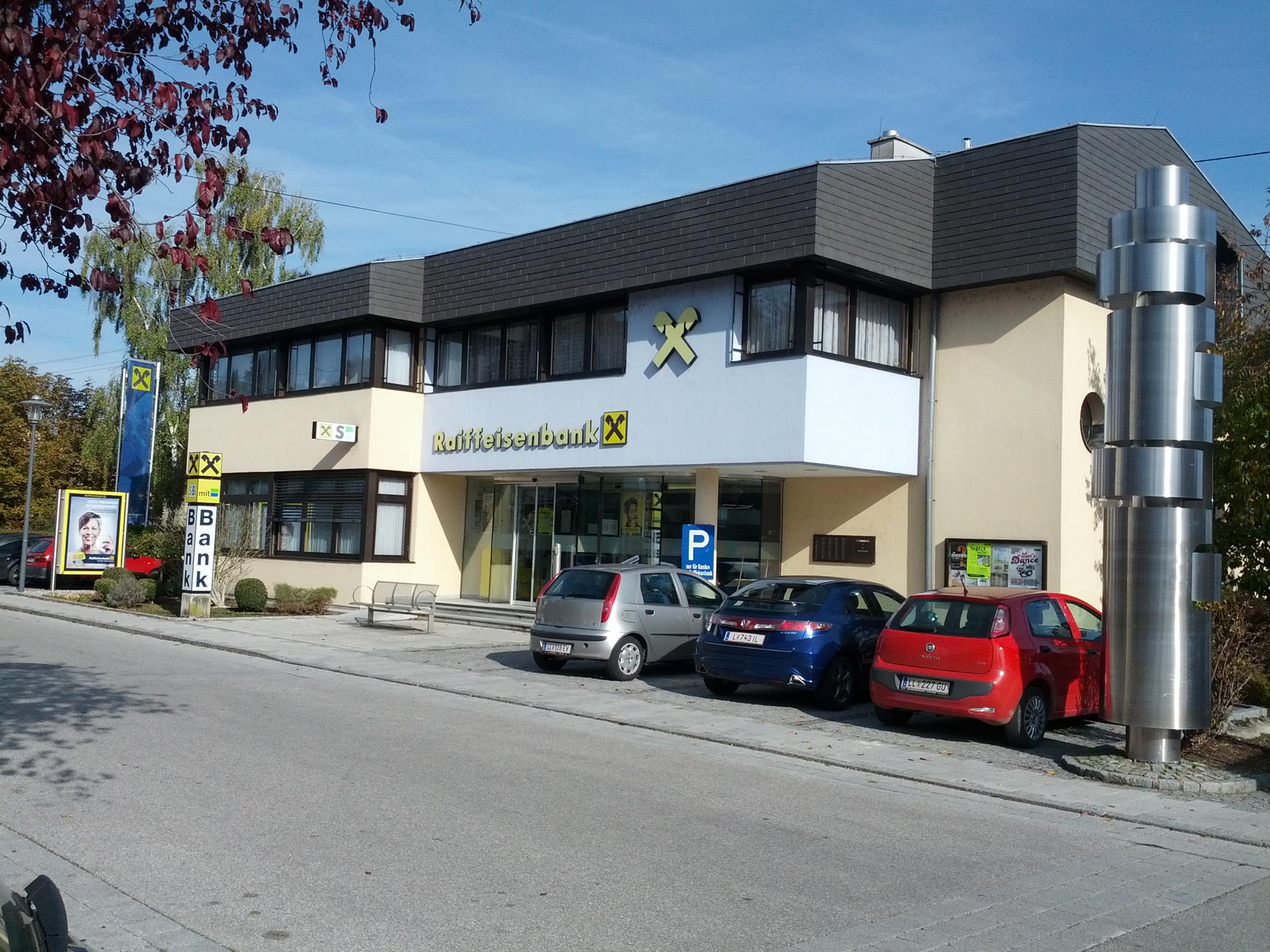 Raiffeisenbank Kematen an der Krems reg. Gen. m. b. H.