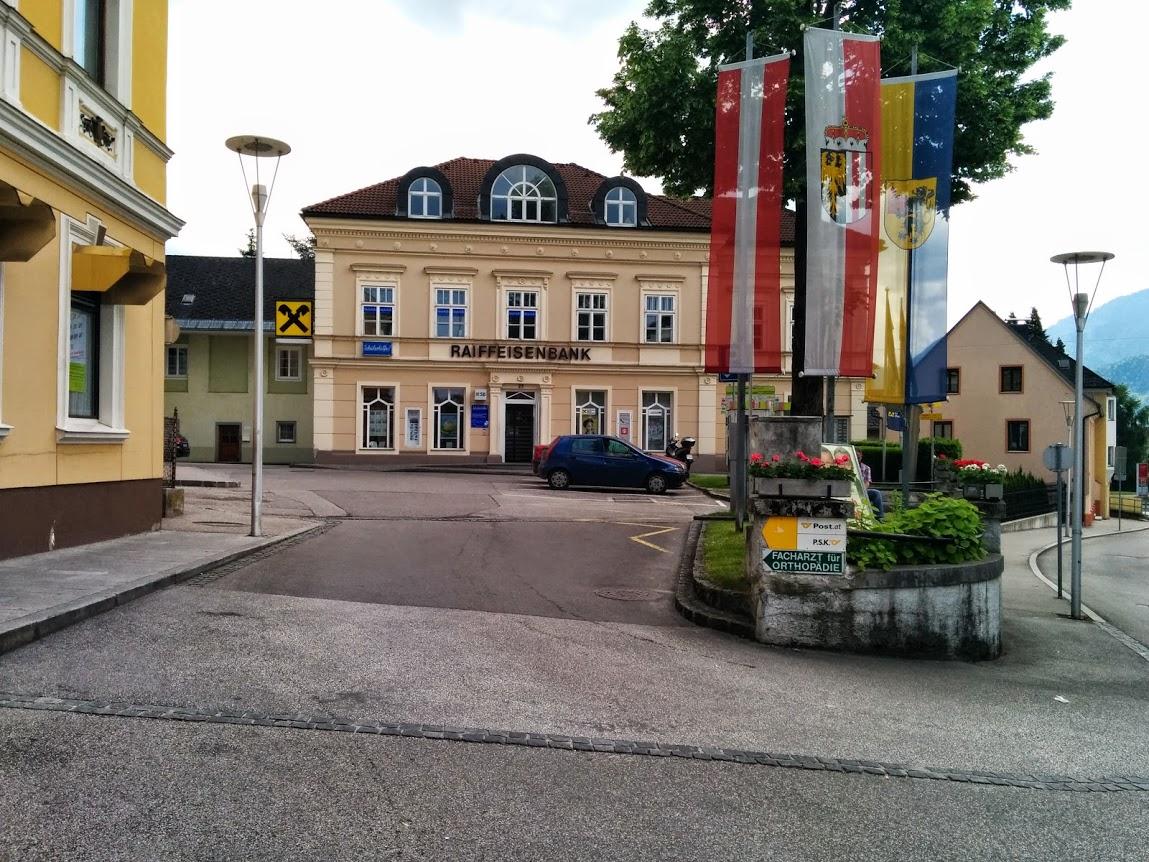 Raiffeisenbank Region Kirchdorf eGen
