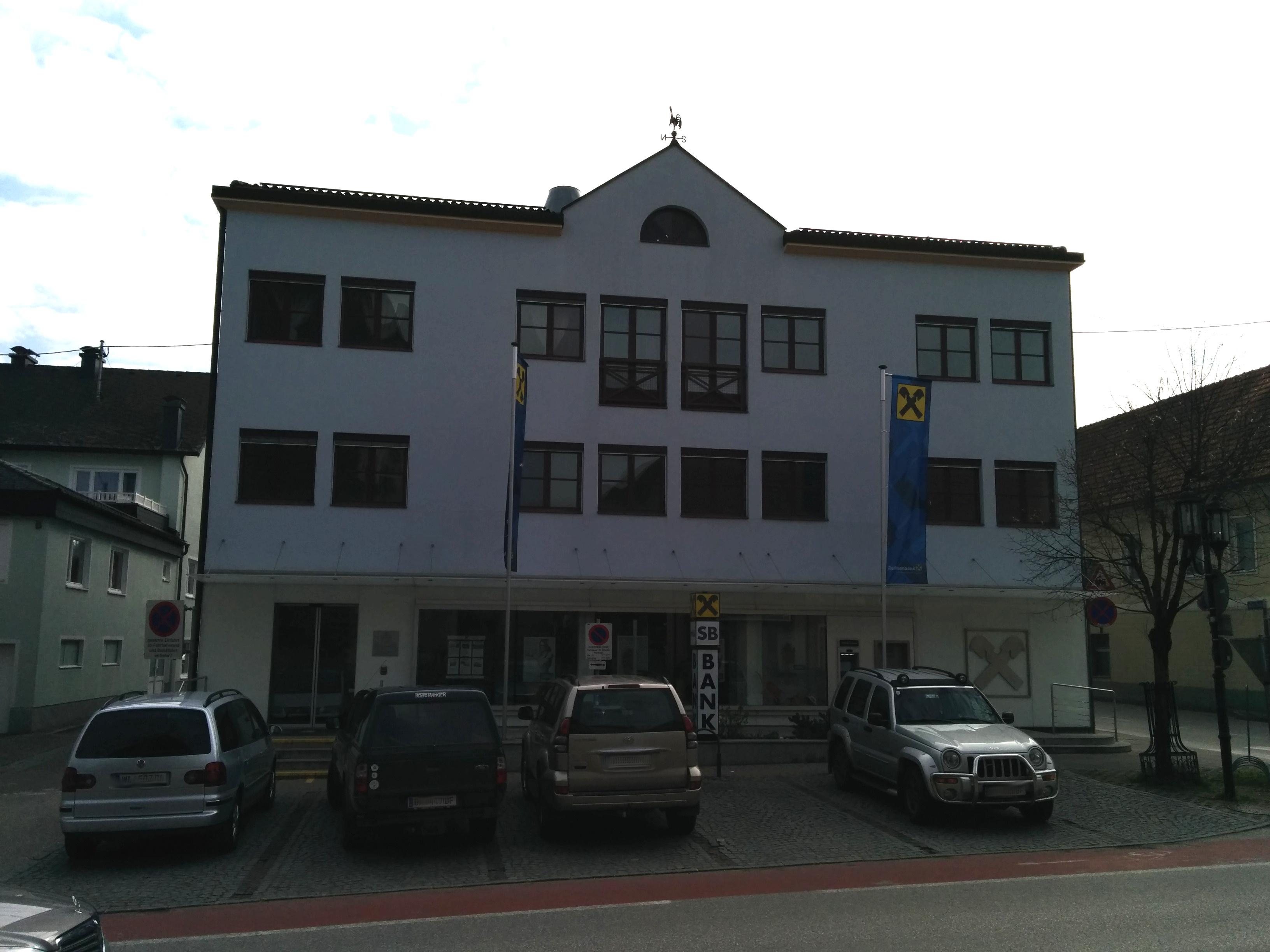 Raiffeisenbank Salzkammergut reg. Gen. m. b. H. Zws. Laakirchen