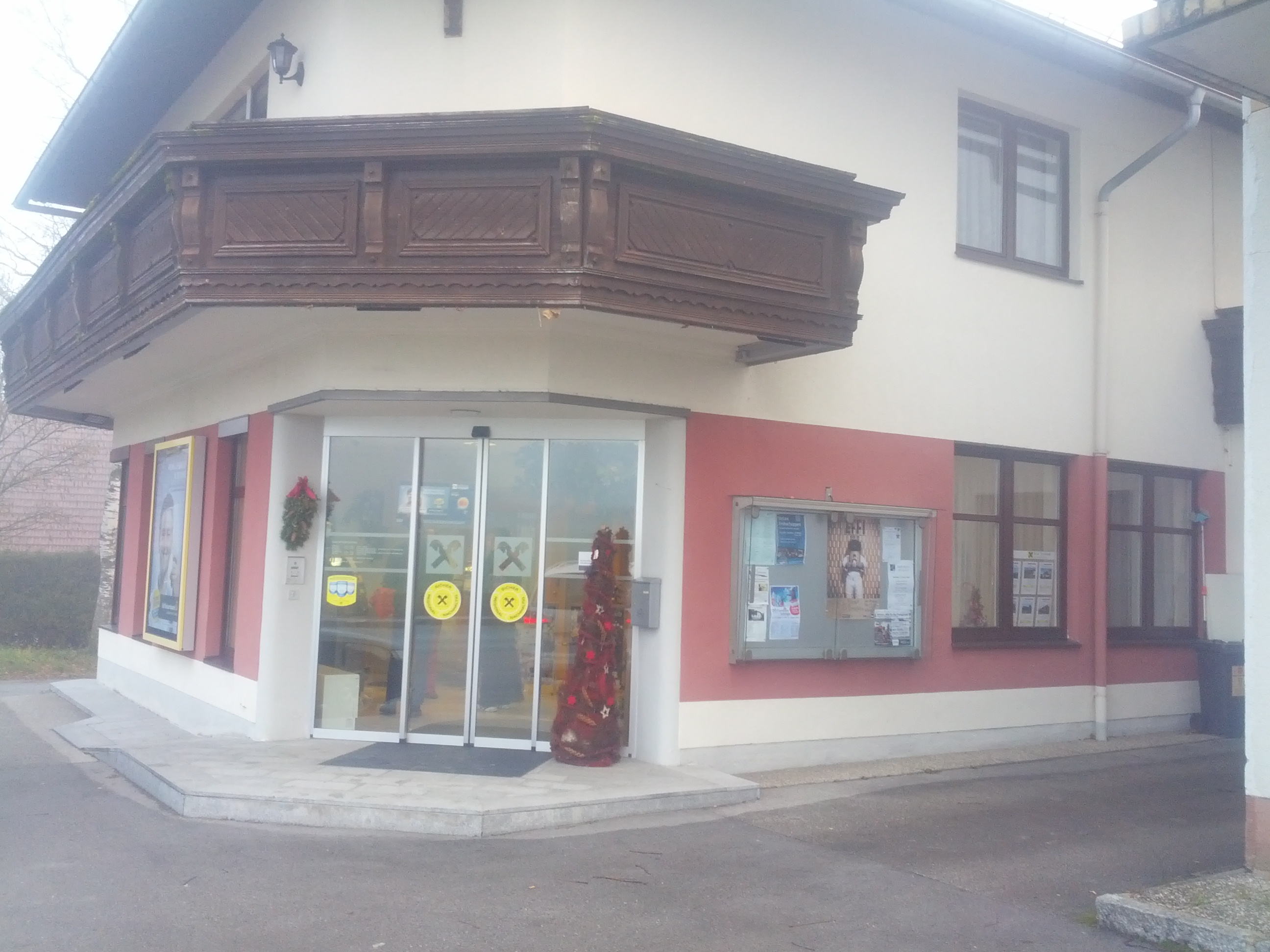 Raiffeisenbank Region Kirchdorf eGen Zws. Leonstein