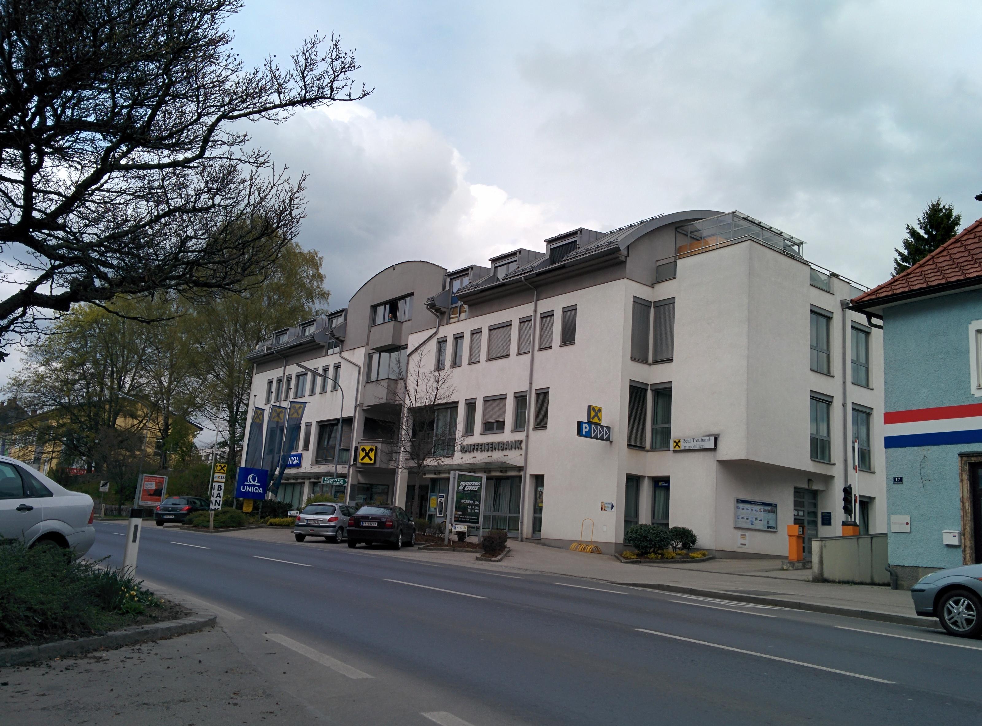 Raiffeisenbank Region Freistadt reg. Gen. m. b. H.