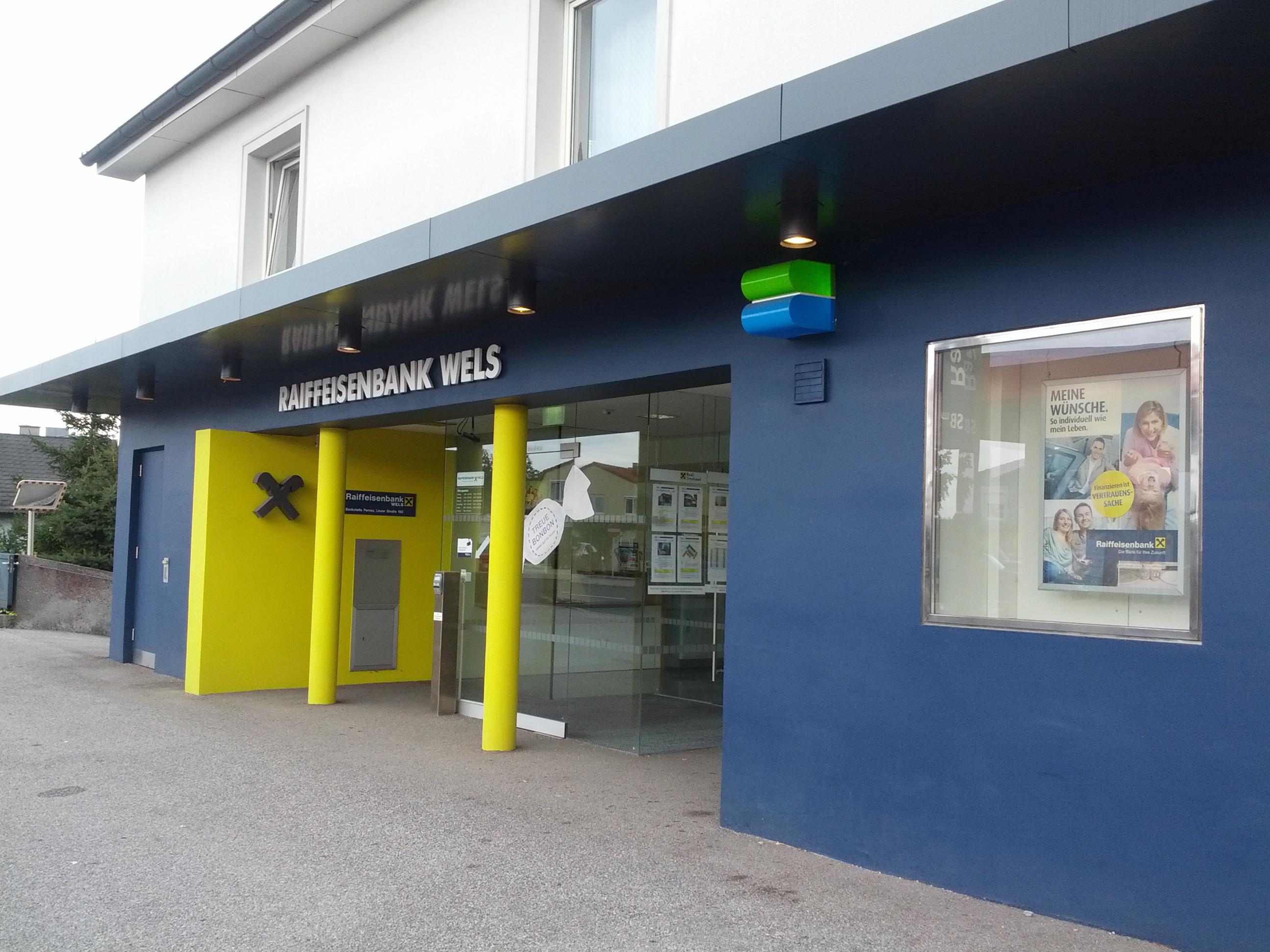 Raiffeisenbank Wels reg. Gen. m. b. H. Zws. Wels-Pernau