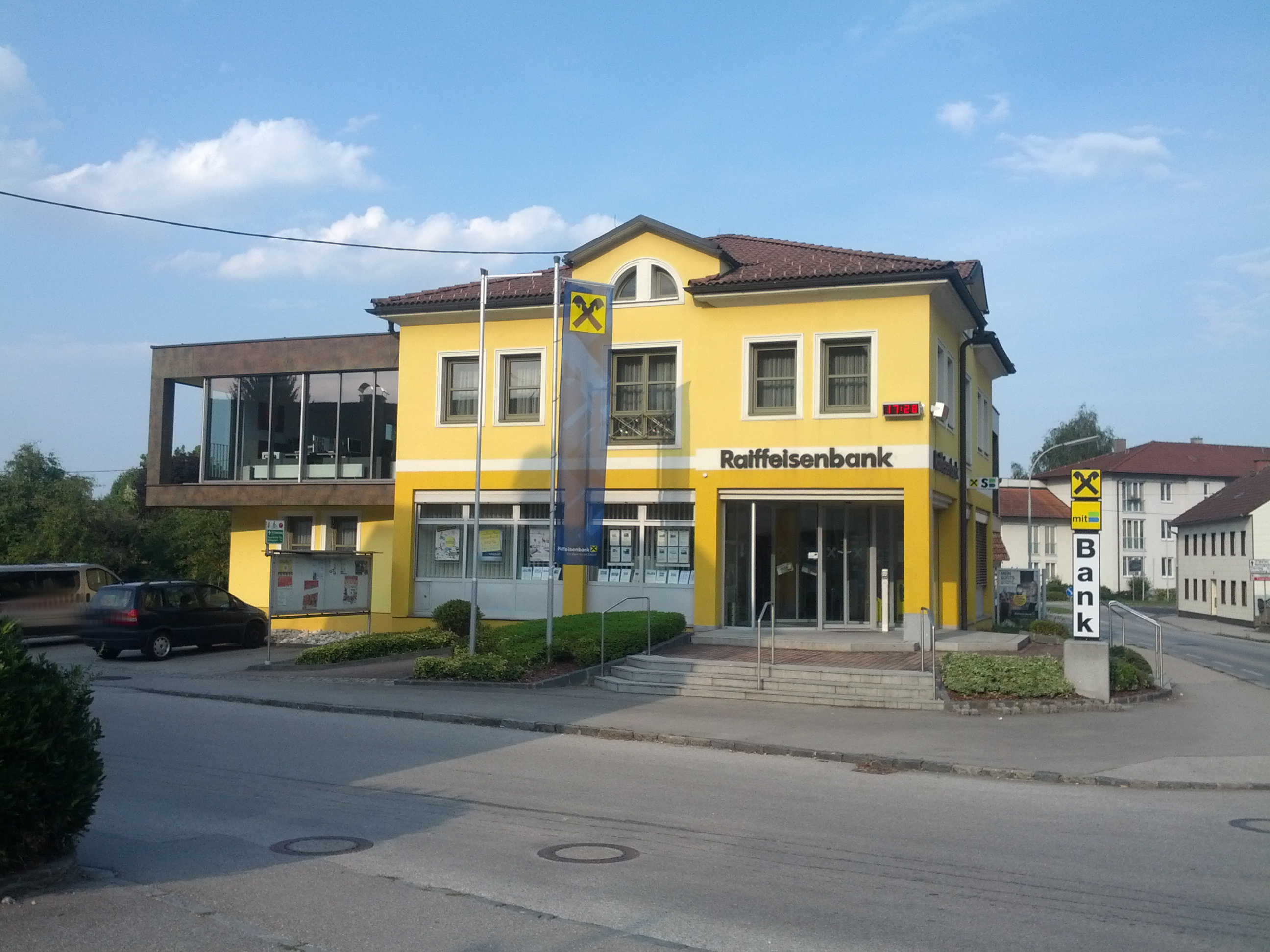 Raiffeisenbank Kematen an der Krems reg. Gen. m. b. H. Zws. Neuhofen an der Krems