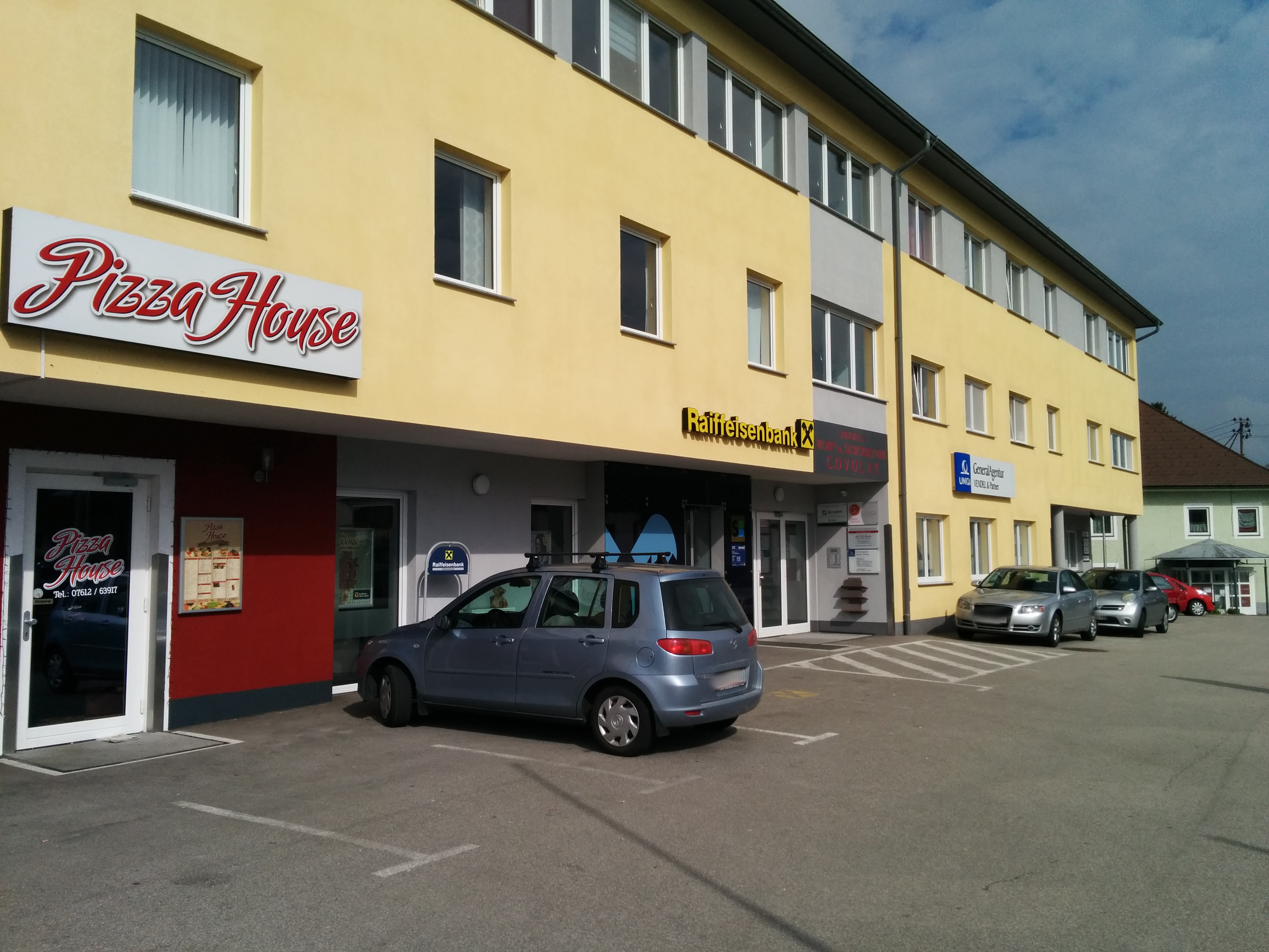 Raiffeisenbank Salzkammergut reg. Gen. m. b. H. Zws. Oberweis