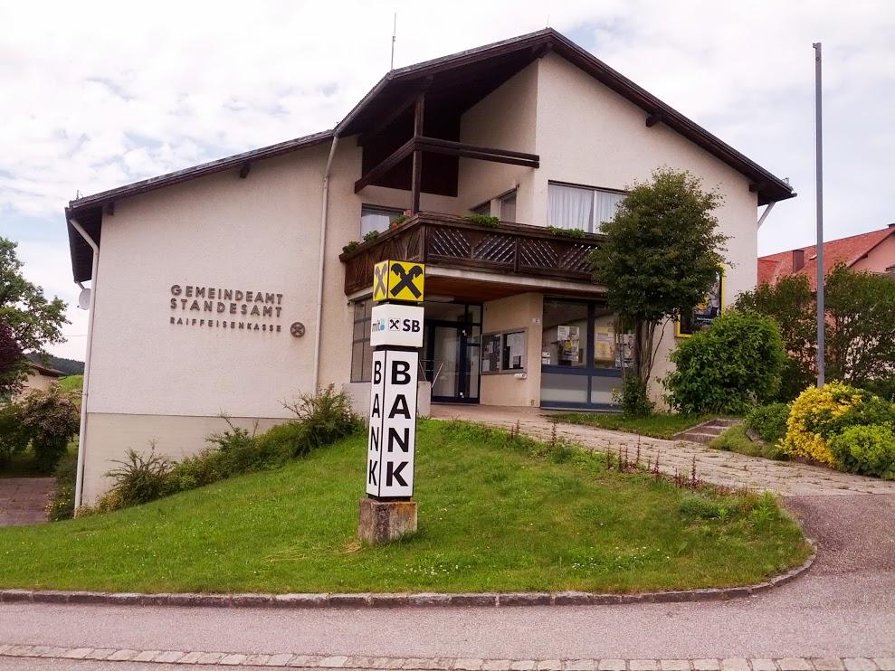 Raiffeisenbank Region Rohrbach reg. Gen. m. b. H. Zws. Öpping