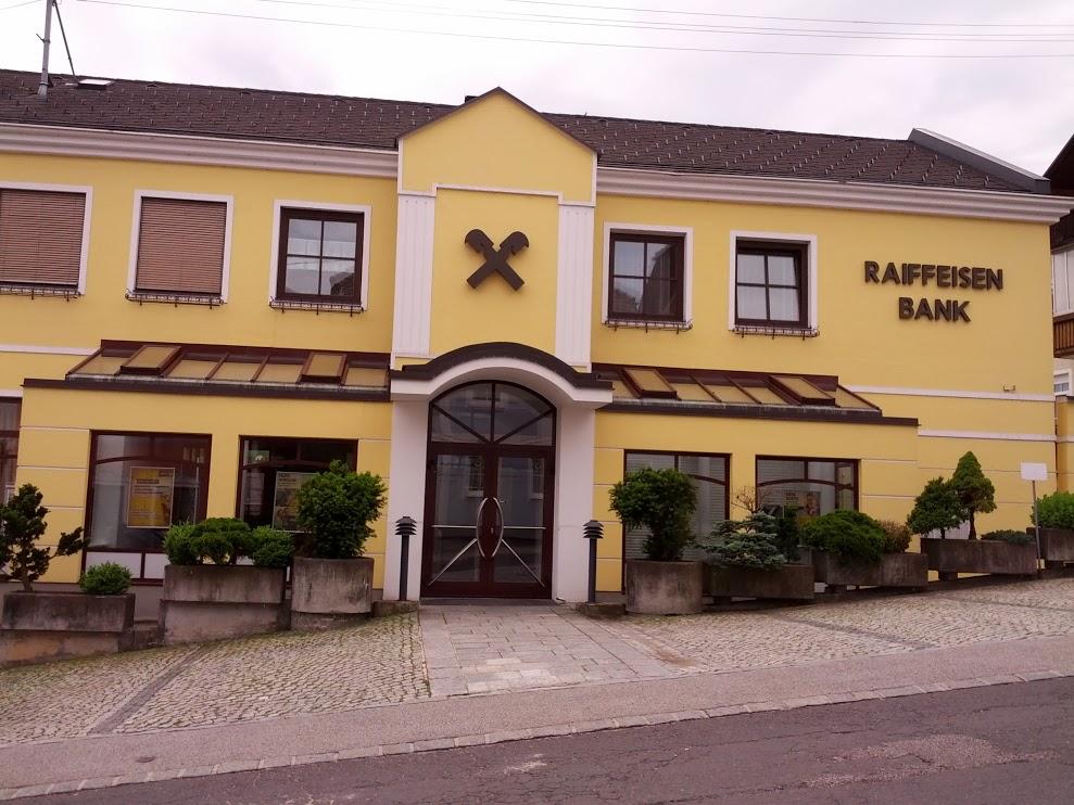 Raiffeisenbank Region Rohrbach reg. Gen. m. b. H. Zws. Peilstein im Mühlviertel