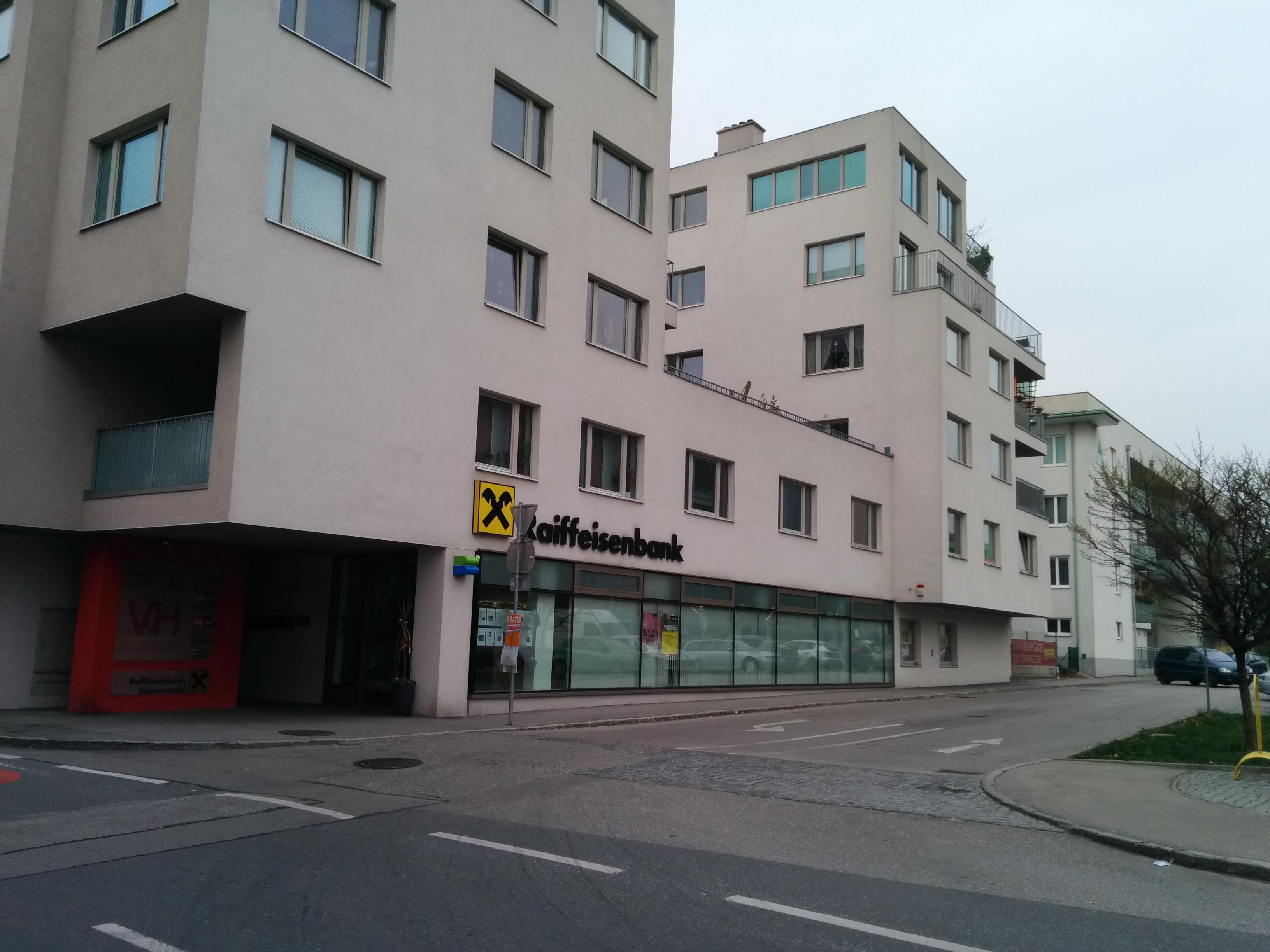 Raiffeisenbank Wienerwald reg. Gen. m. b. H. Zws. Purkersdorf