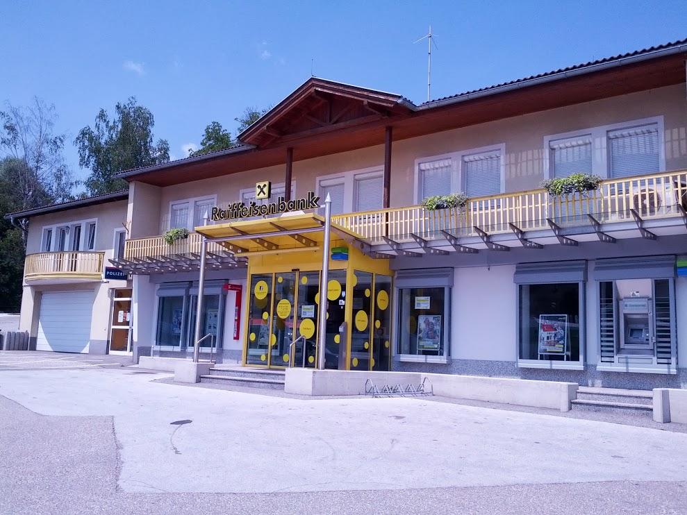 Raiffeisenbank Eberndorf reg. Gen. m. b. H. Zws. St. Kanzian