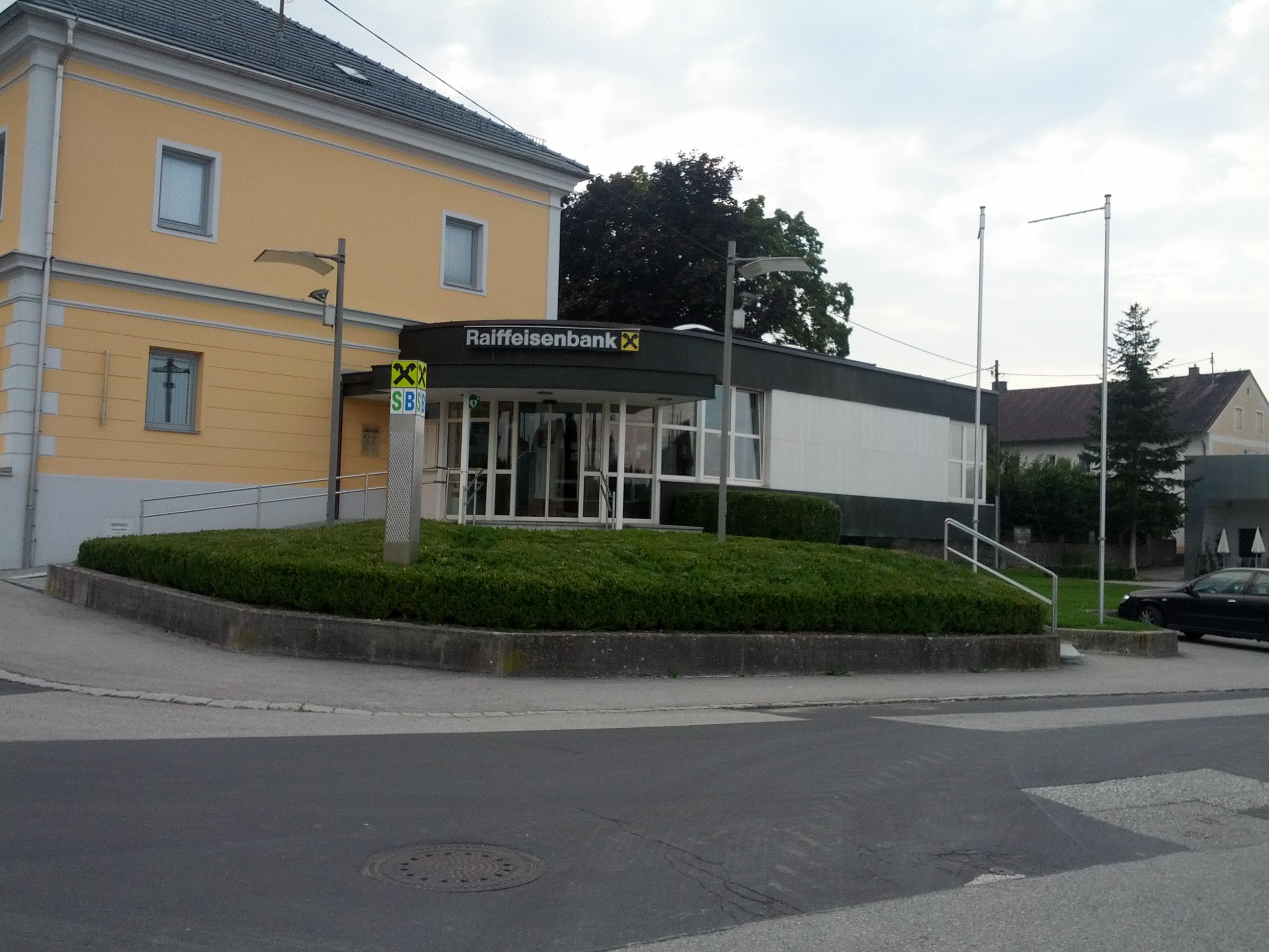 Raiffeisenbank St. Marien reg. Gen. m. b. H.