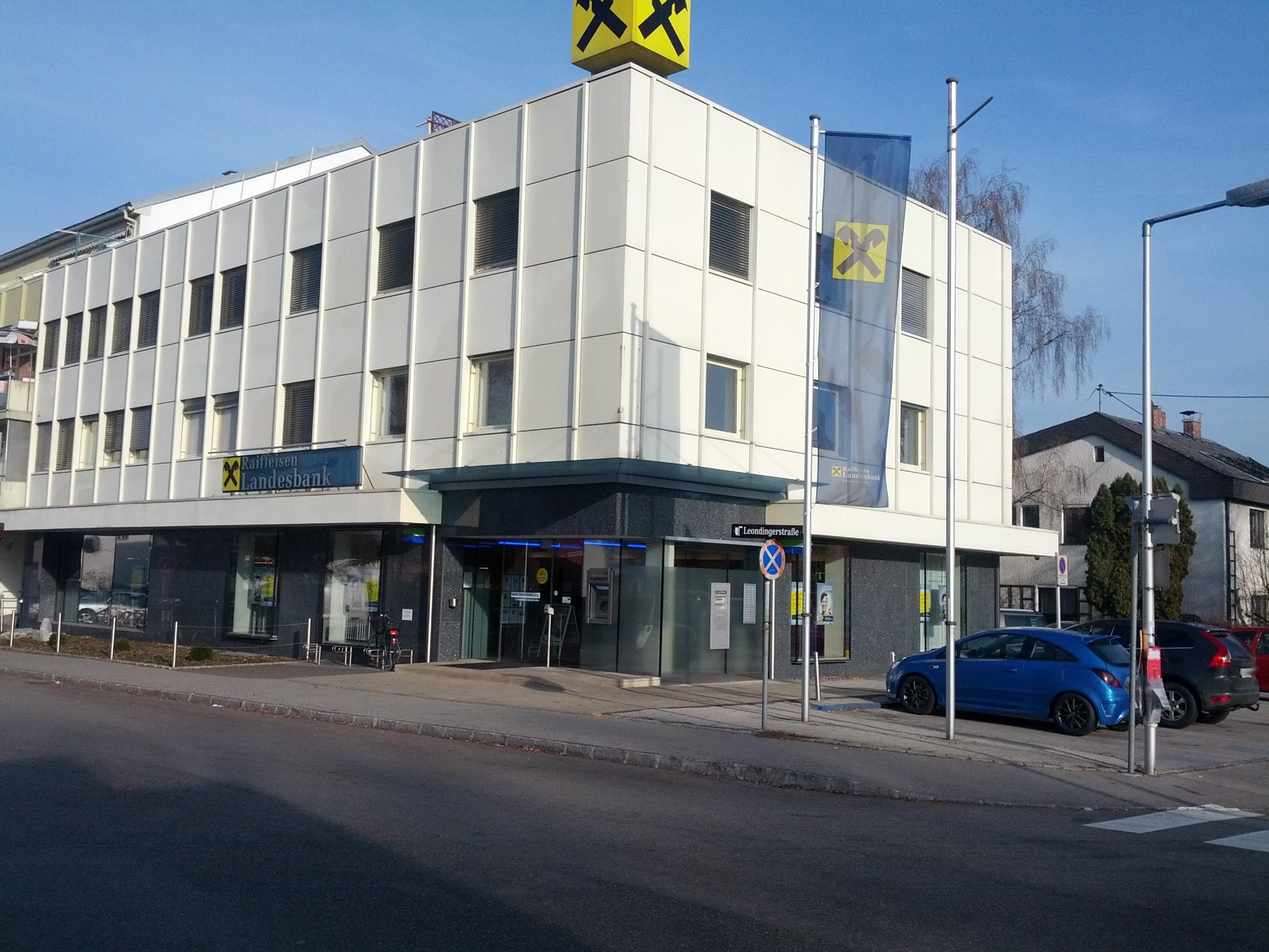 Raiffeisenlandesbank Oberösterreich AG Zws. St. Martin