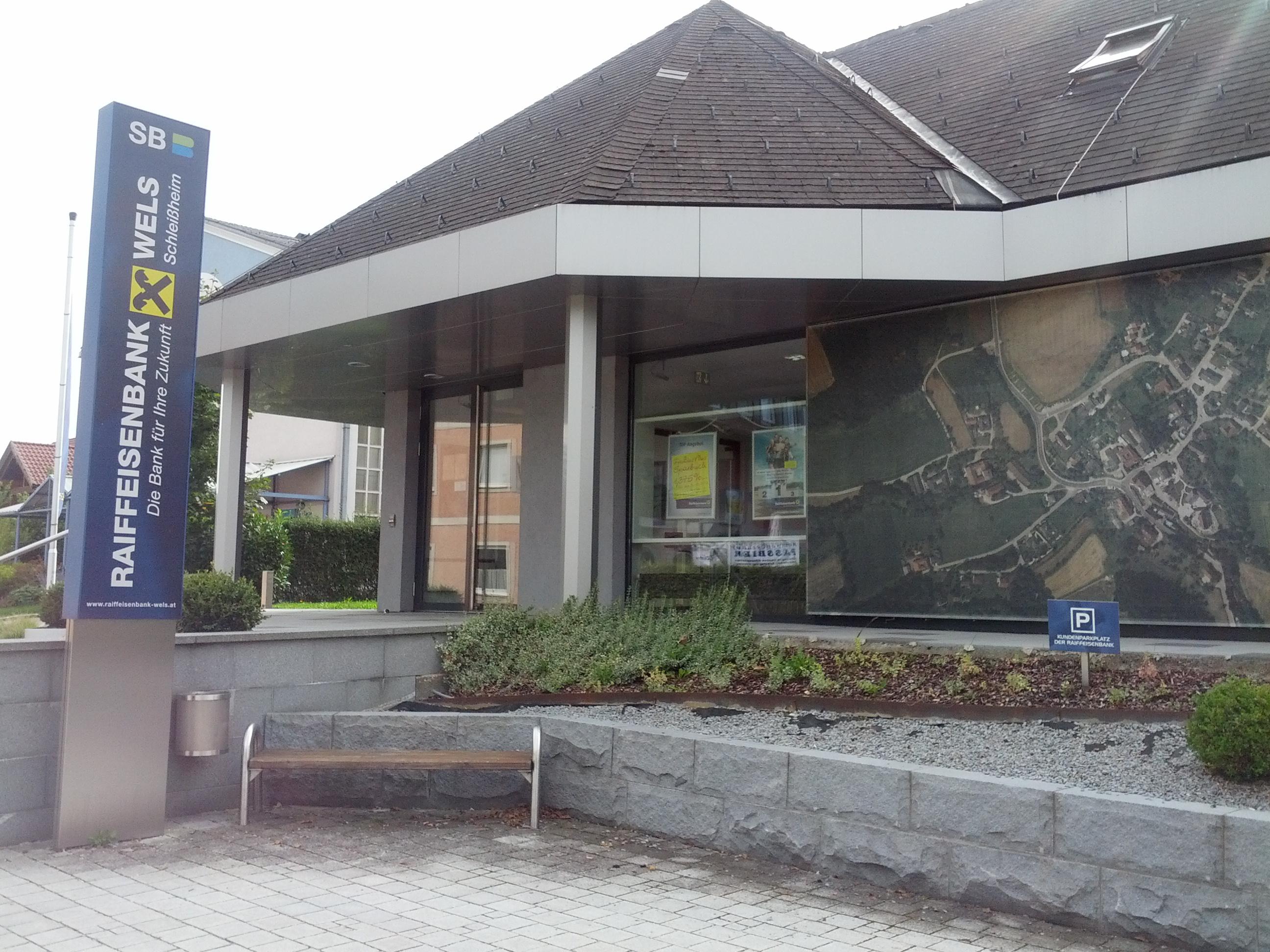 Raiffeisenbank Wels reg. Gen. m. b. H. Zws. Schleißheim bei Wels