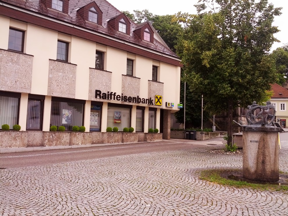 Raiffeisenbank Ennstal reg. Gen. m. b. H. Zws. Steyrdorf