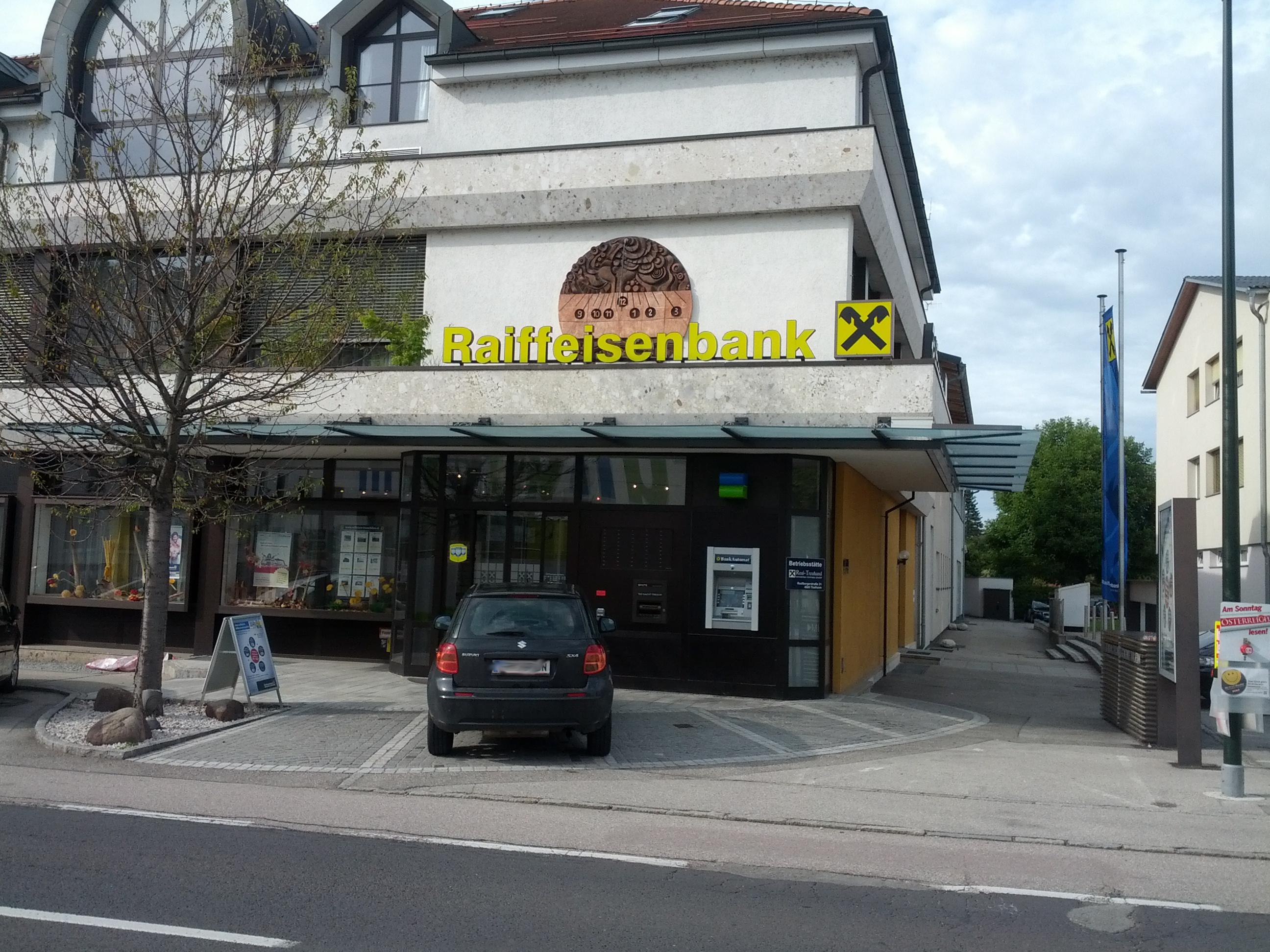 Raiffeisenbank Wels Süd reg. Gen. m. b. H.