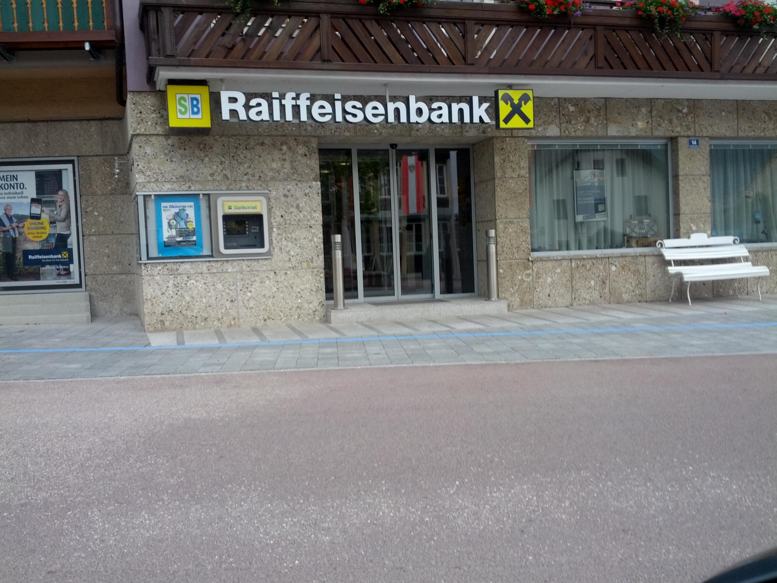 Raiffeisenbank Attersee-Süd reg. Gen. m. b. H. Zws. Unterach/Attersee